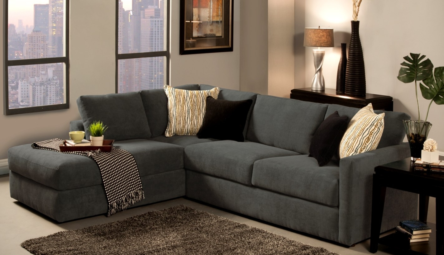 Sectional Sofas With Chaise Lounge Intended For Best And Newest Leather Sectional Sofas With Chaise Lounge (View 5 of 15)