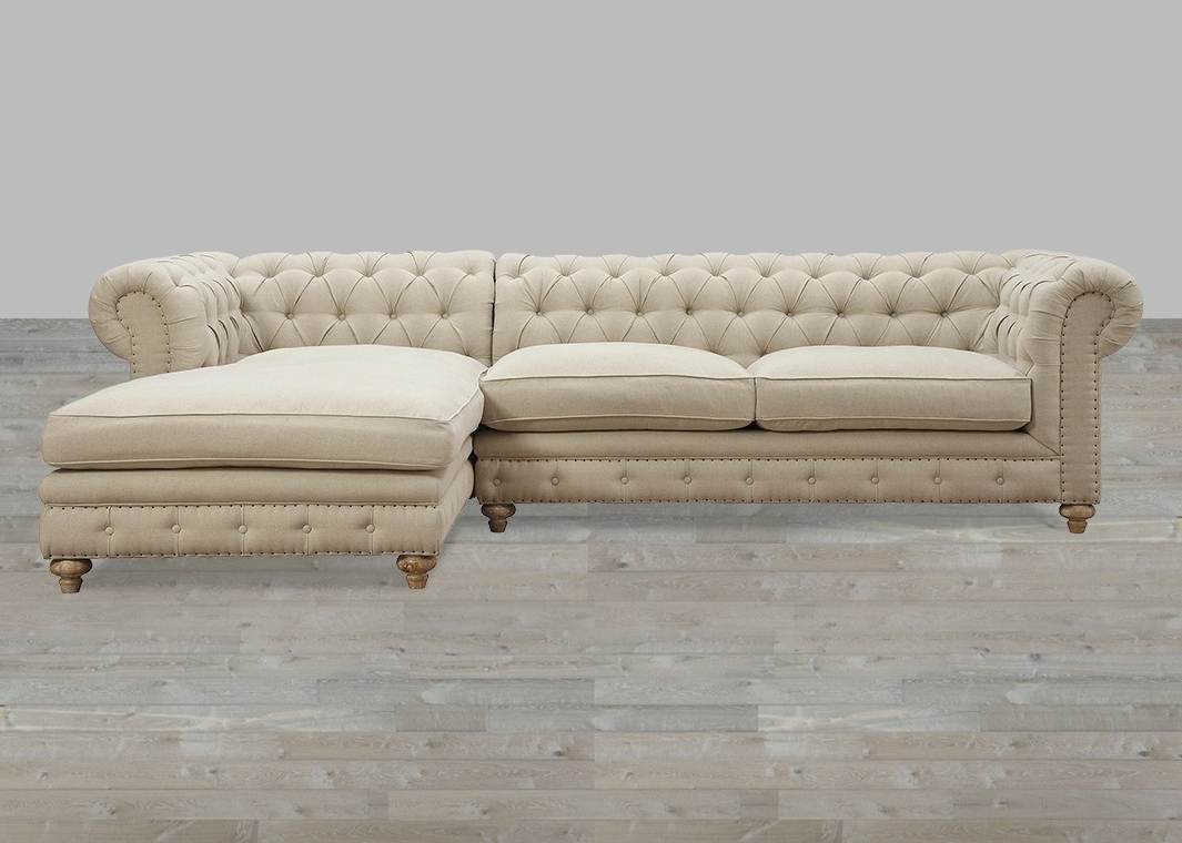 Sectional Sofas With Nailhead Trim For Most Current Elegant Sectional Sofa With Nailhead Trim 97 For Sofa Design Ideas (View 8 of 15)