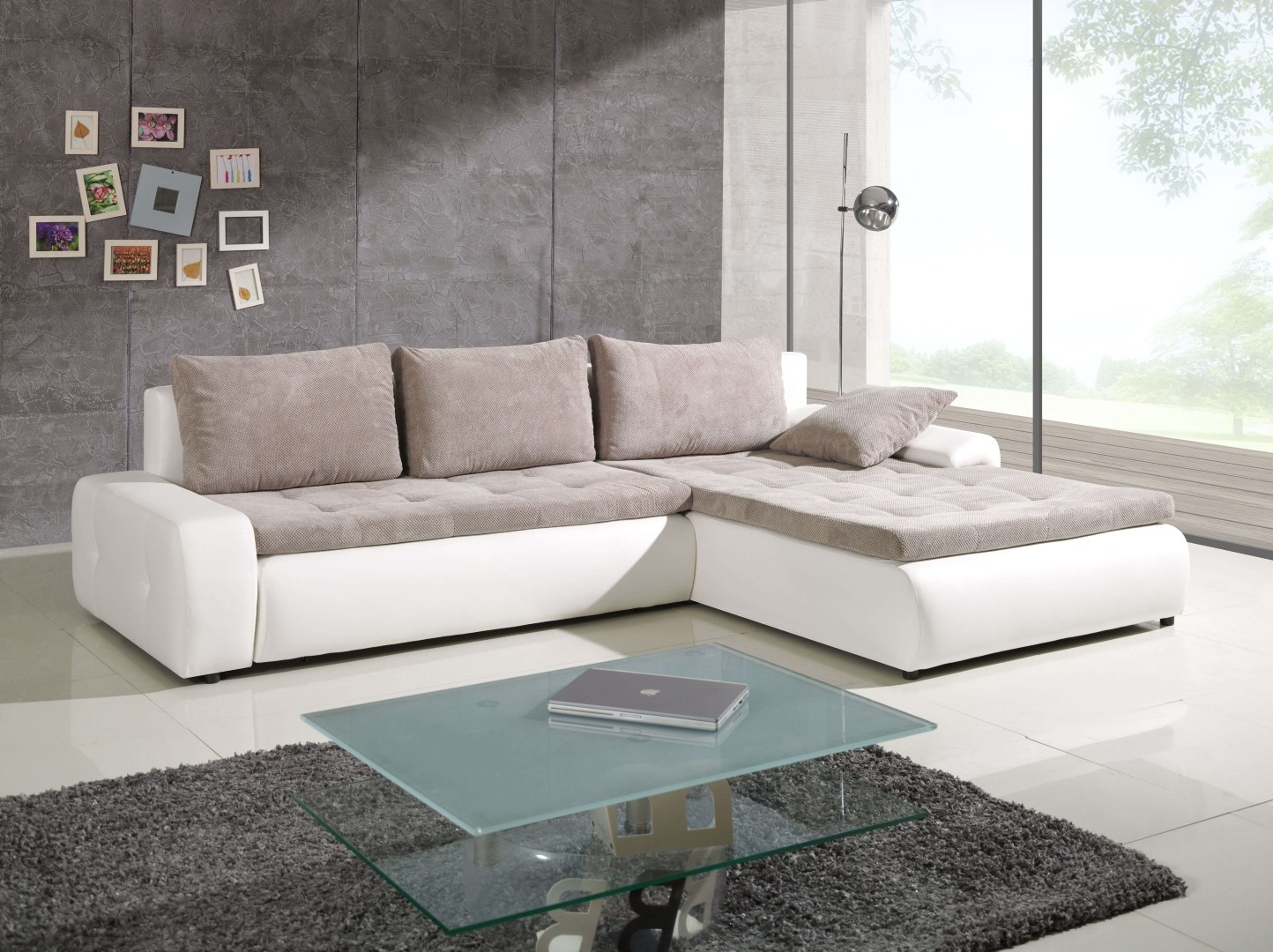 Sectional Sofas With Storage Intended For Recent Shop Galileo Sectional Sleeper Sofa With Storage Universal (View 11 of 15)
