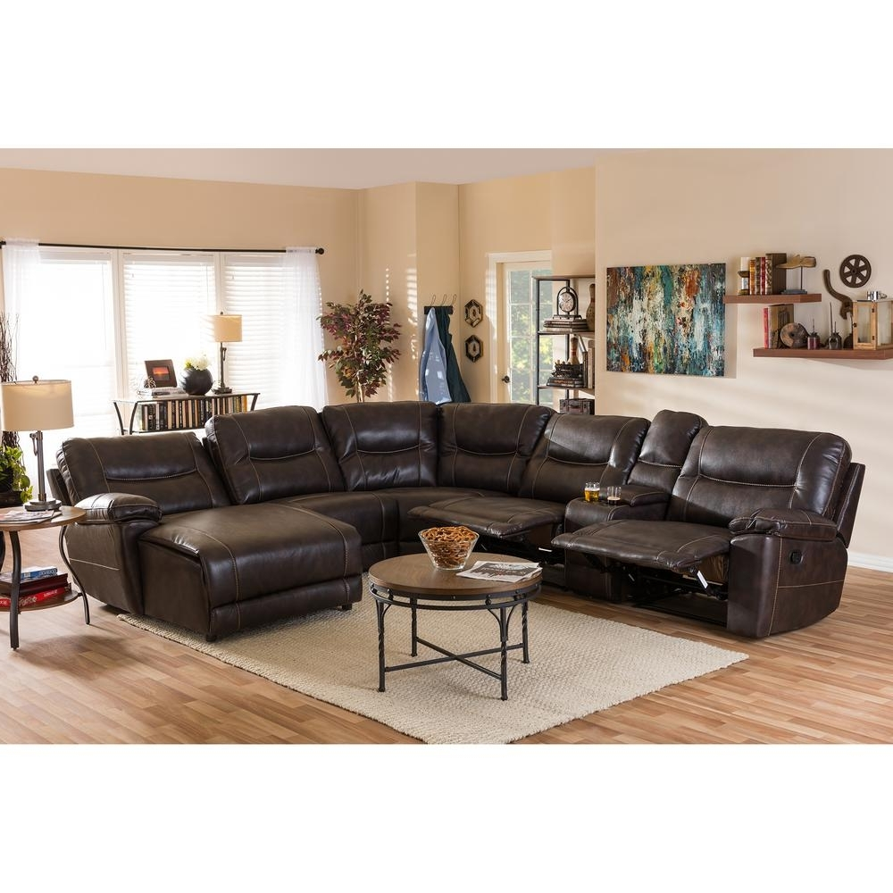 Sectionals – Living Room Furniture – The Home Depot Throughout Most Recent Sectional Sofas Under  (View 14 of 15)