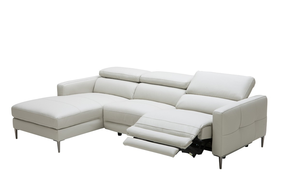 Sectionals Sofas Natuzzi Leather Furniture Dealers Small Reclining Intended For Most Recently Released Modern Reclining Leather Sofas (View 5 of 15)