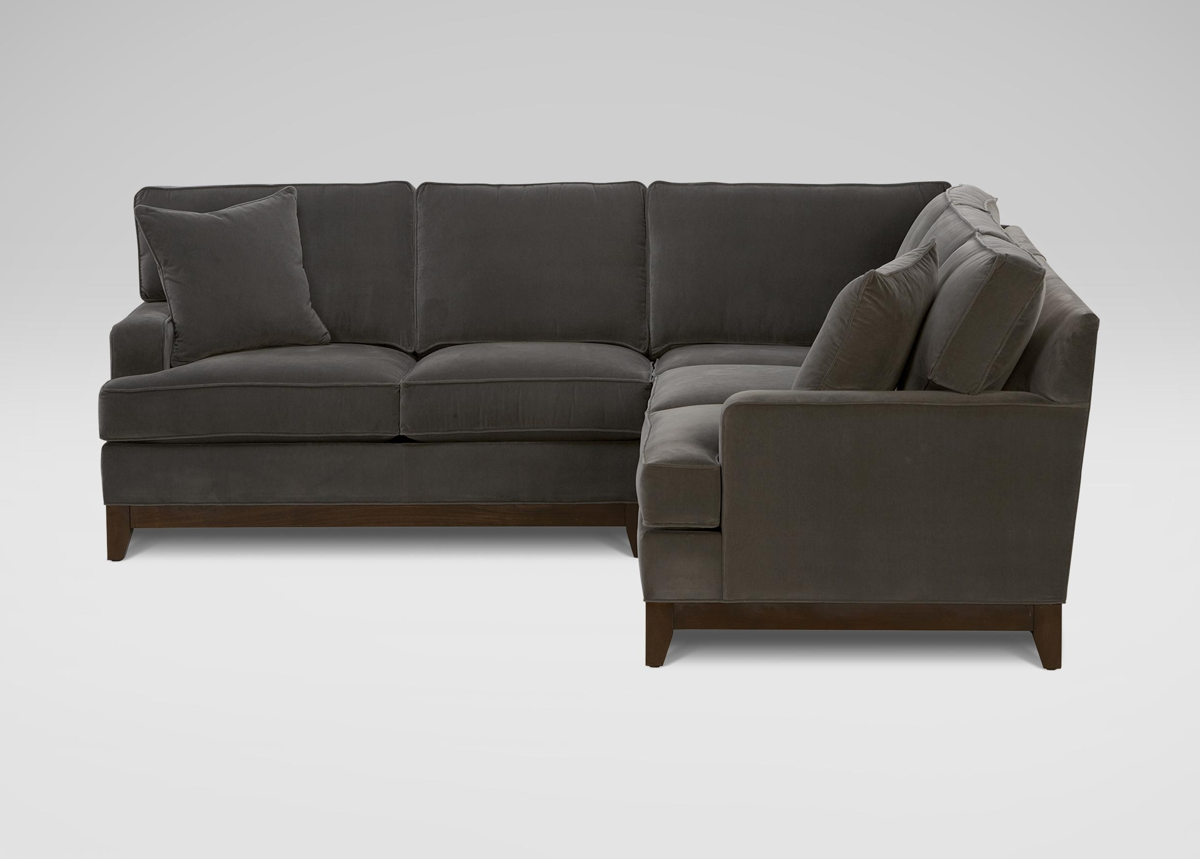 Sectionals Throughout Trendy Ethan Allen Chaises (View 13 of 15)