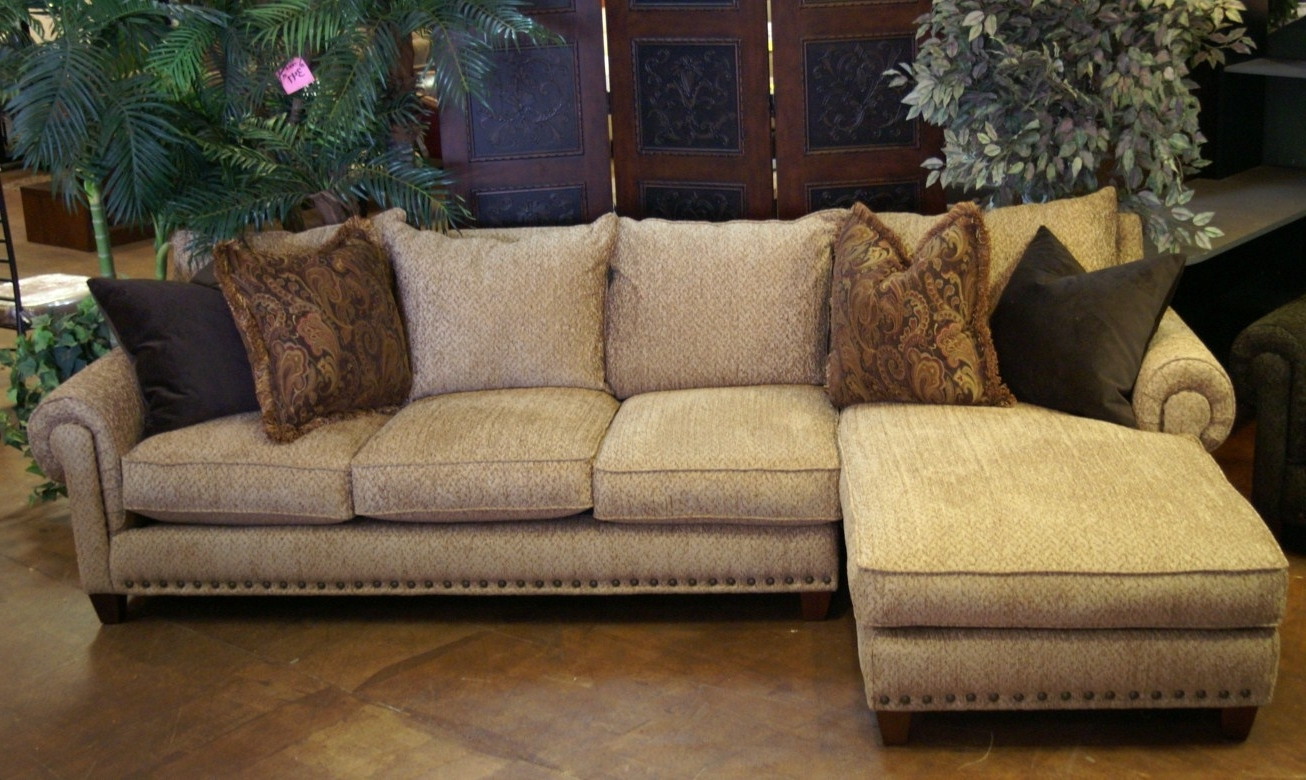 Sectionals With Chaise With Regard To Most Up To Date Robert Michael Rocky Mountain Sofa & Sectionals Direct Outlet (View 8 of 15)