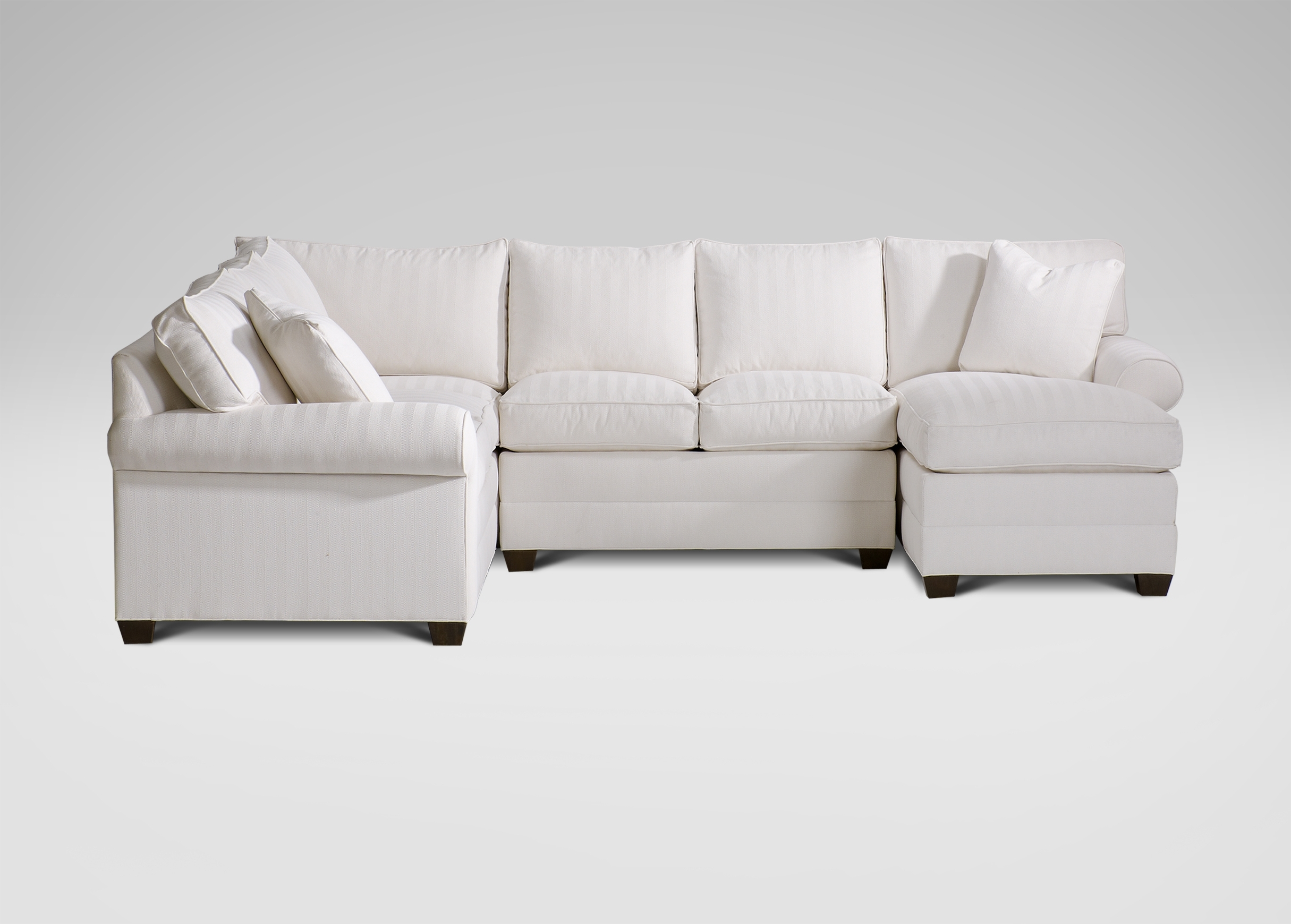 Sectionals Within Sectional Sofas At Ethan Allen (View 4 of 15)