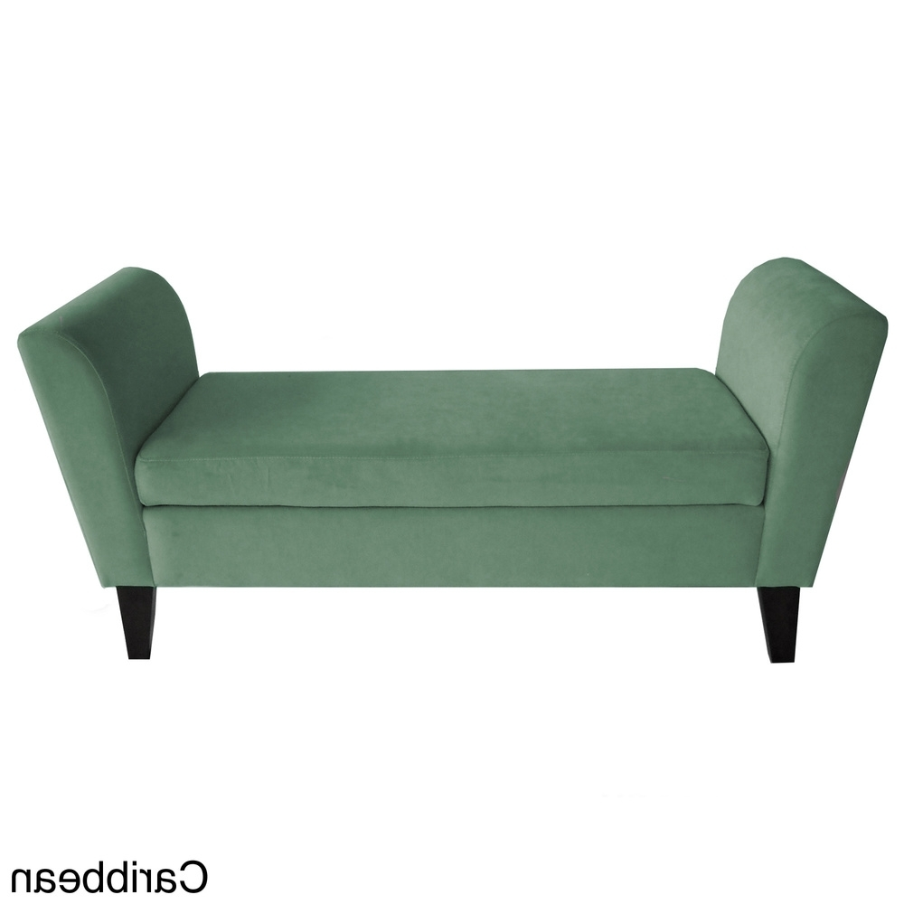 Settees And Chaises In Best And Newest Overstock Chaises (View 13 of 15)