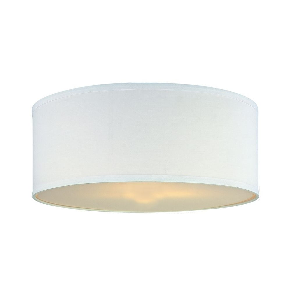 Sh7566Dif Pertaining To Most Up To Date Drum Lamp Shades For Chandeliers (View 13 of 15)
