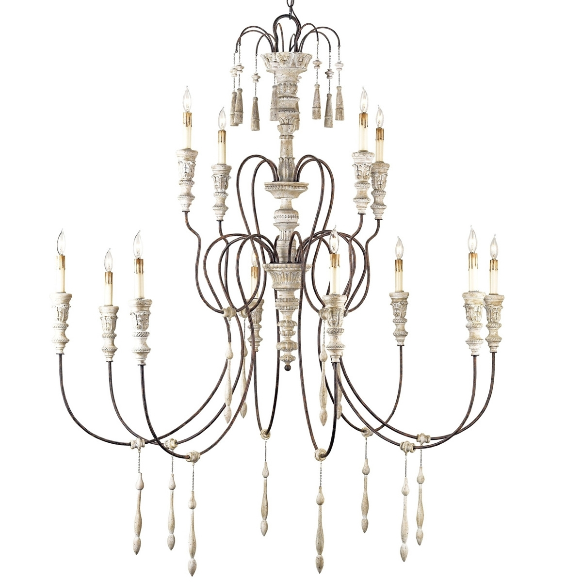 Shabby Chic Chandeliers – Chandelier Designs Within Fashionable Country Chic Chandelier (View 14 of 15)