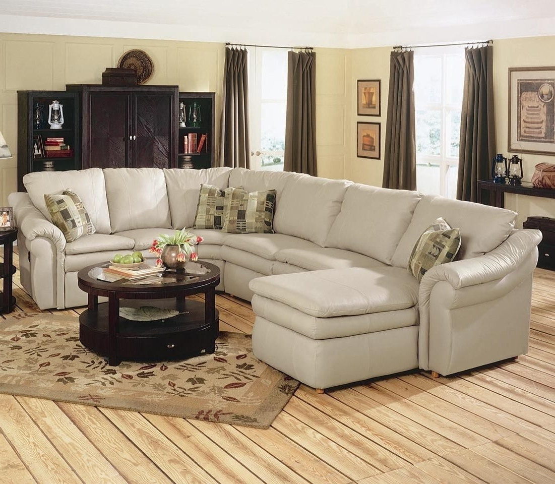 Sleeper, Leather, Recliner Devon 420 4 Piece Sectional Sofa With Regarding Well Known Maryland Sofas (View 14 of 15)
