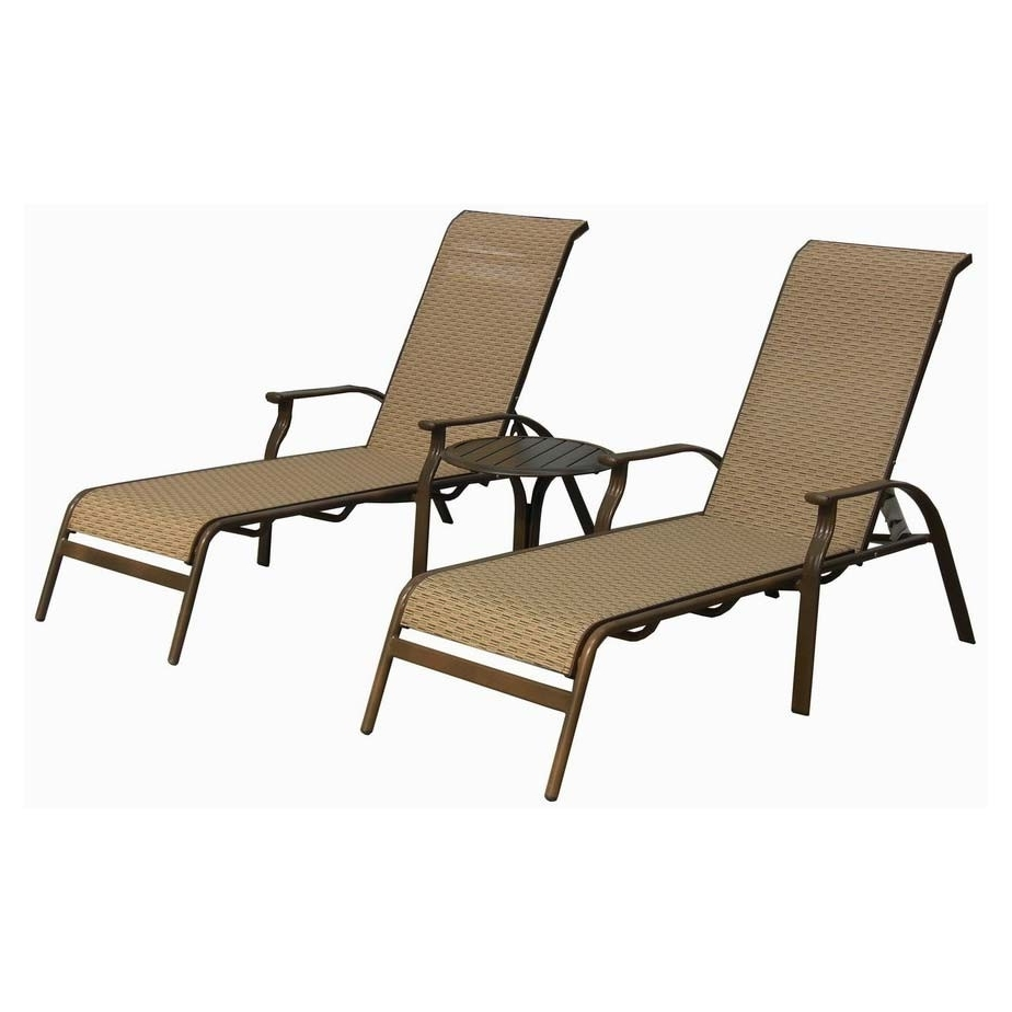 Sling Chaise Lounge – Sling Chaise Lounge Outdoor Furniture, Sling With Regard To Well Liked Sunbrella Chaise Lounges (View 3 of 15)