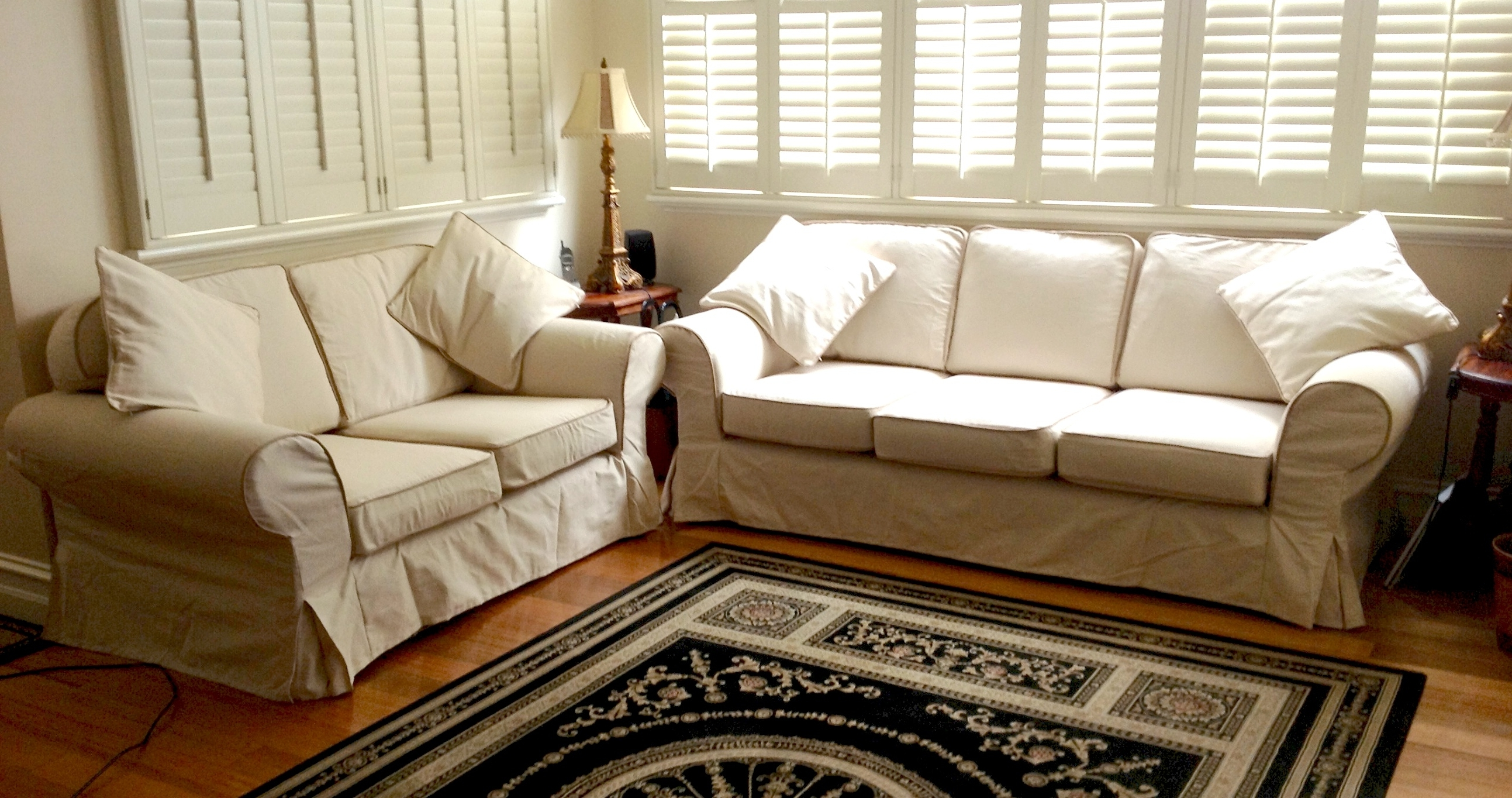 Slipcovers Sofas With Widely Used Slipcovers And Couch Cover For Any Sofa Online (View 9 of 15)