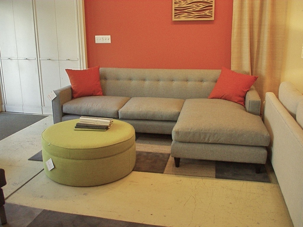 Small Apartment Size Furniture Apartment Sized Furniture In Most Current Small Sectionals With Chaise (View 4 of 15)