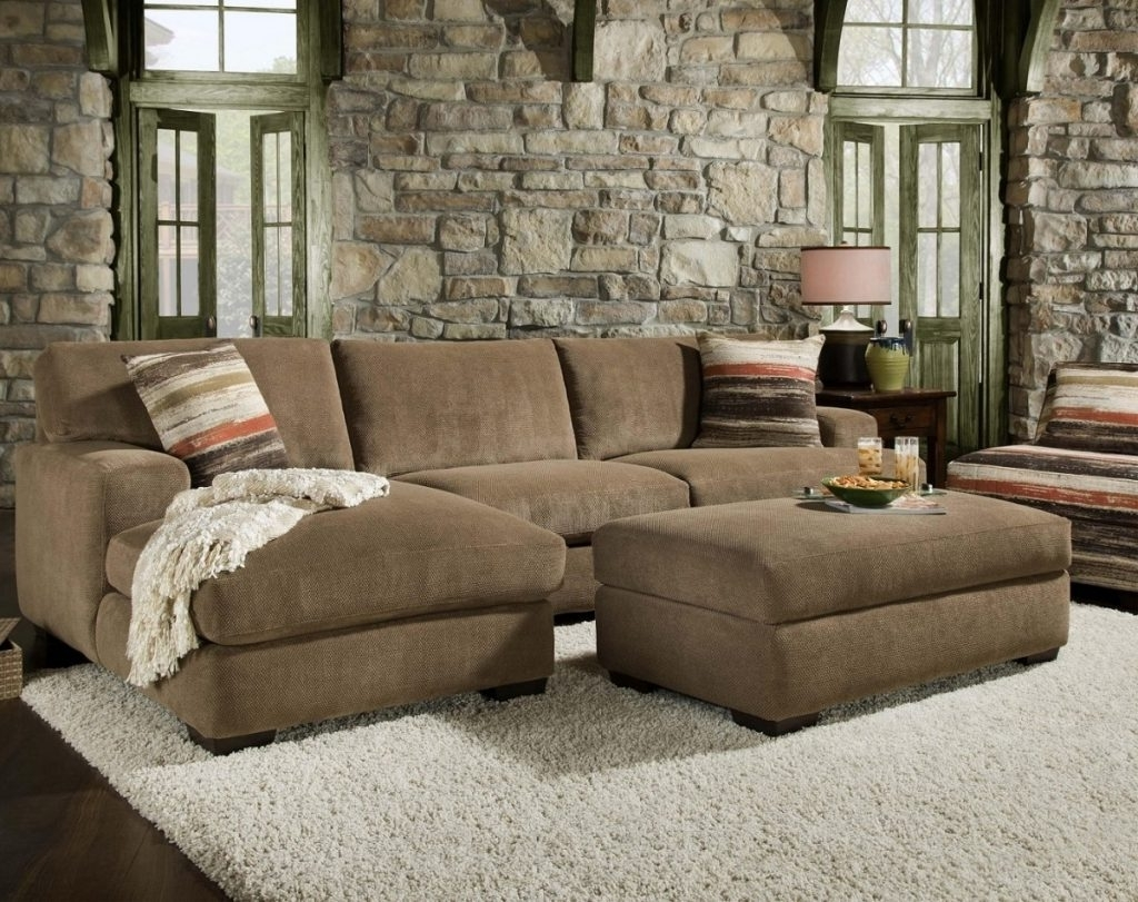 Small Couches With Chaise Pertaining To 2017 Sofa ~ Luxury Leather Sofa With Chaise Lounge Cute Small Sectional (View 5 of 15)