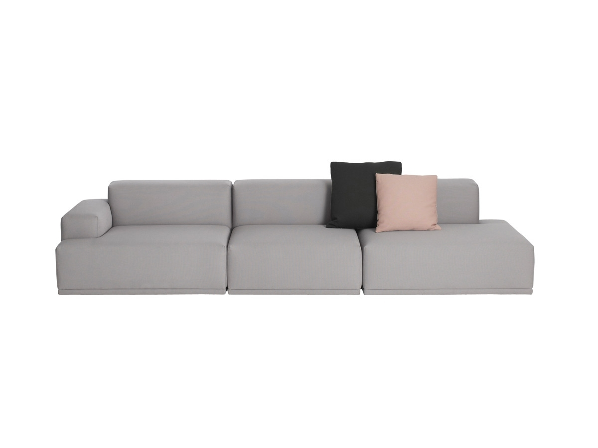 Small Modular Sofas Intended For Recent Sectional Pieces Sold Separately Cheap Sectional Sofas Under  (View 2 of 15)