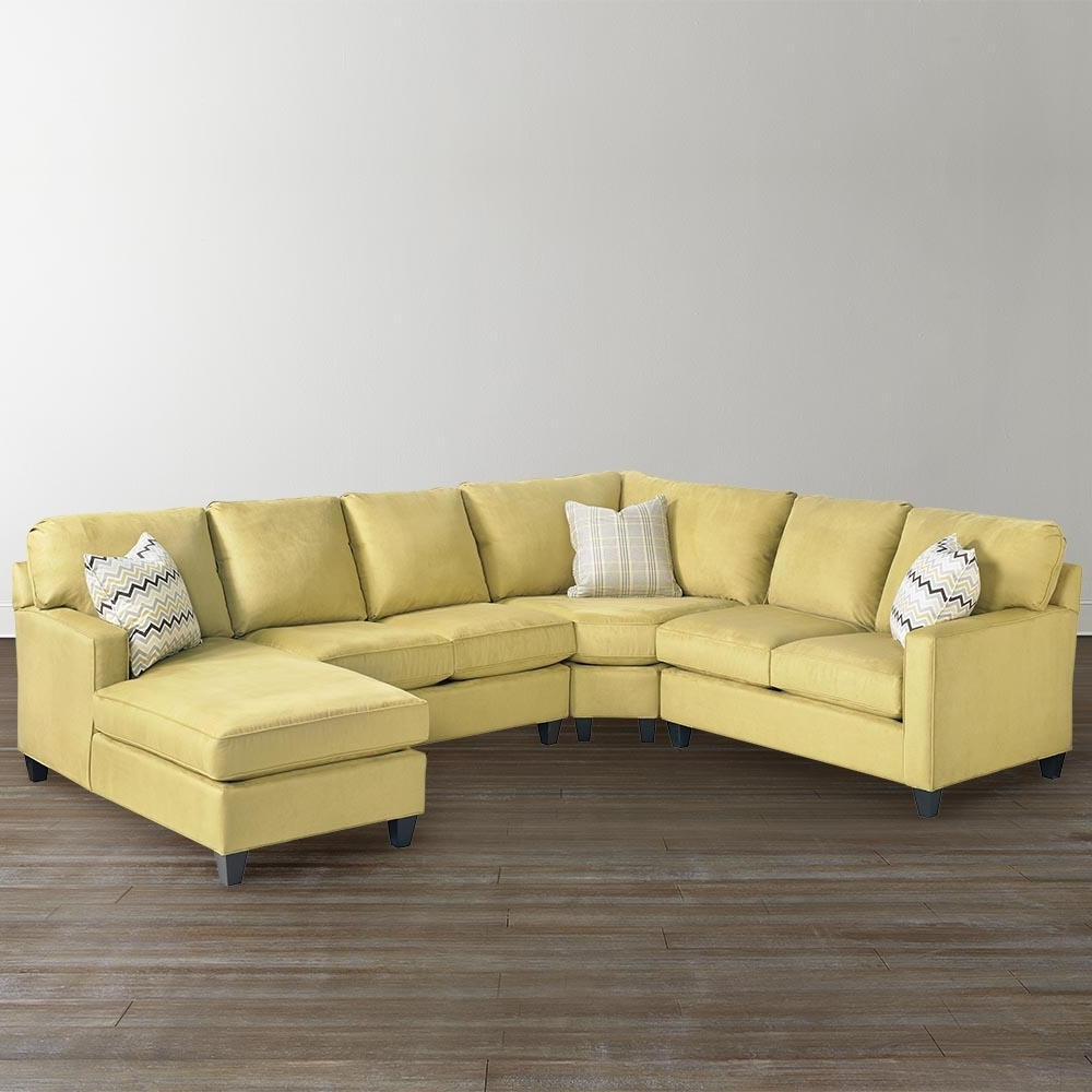 Small U Shaped Couch : Into The Glass – Appealing U Shaped Leather Throughout Well Known Small U Shaped Sectional Sofas (View 7 of 15)