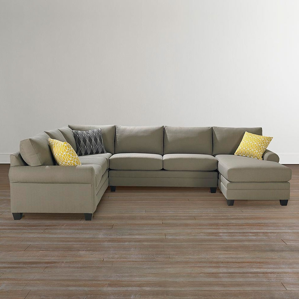 Small U Shaped Sectional Sofas Intended For Well Liked Sectional Sofa (View 8 of 15)