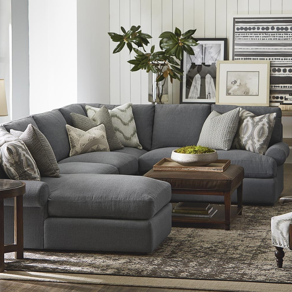 Small U Shaped Sectional Sofas Pertaining To Favorite Cool Cheap U Shaped Sectional Sofas For Your Atlanta Ga With (View 4 of 15)