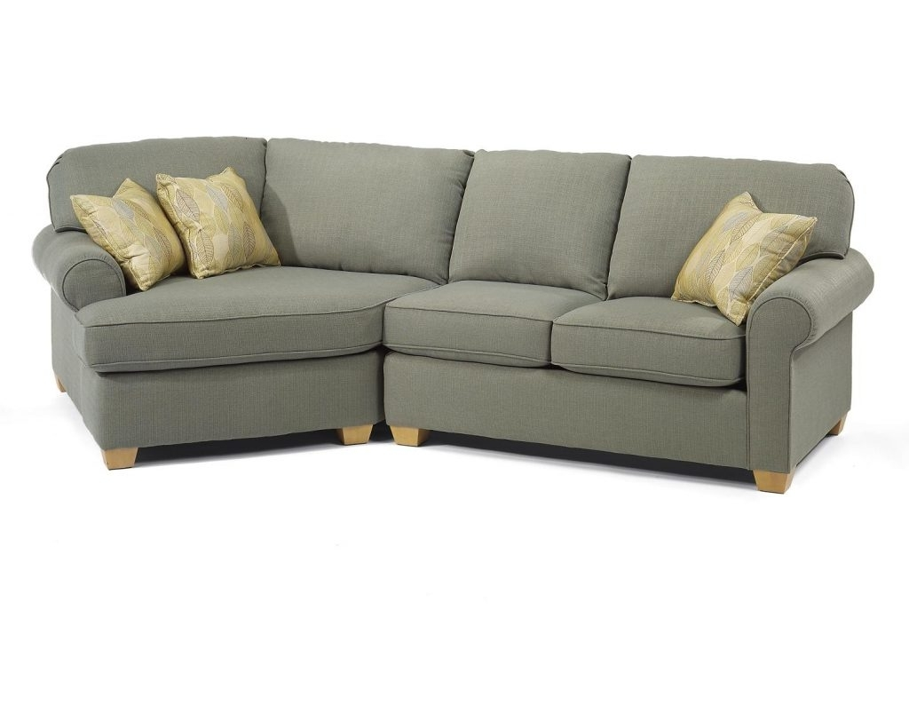 Sofa ~ Awesome Small Sectional Sofa With Chaise Sofaangledchaise Inside Famous Small Sofas With Chaise (View 3 of 15)