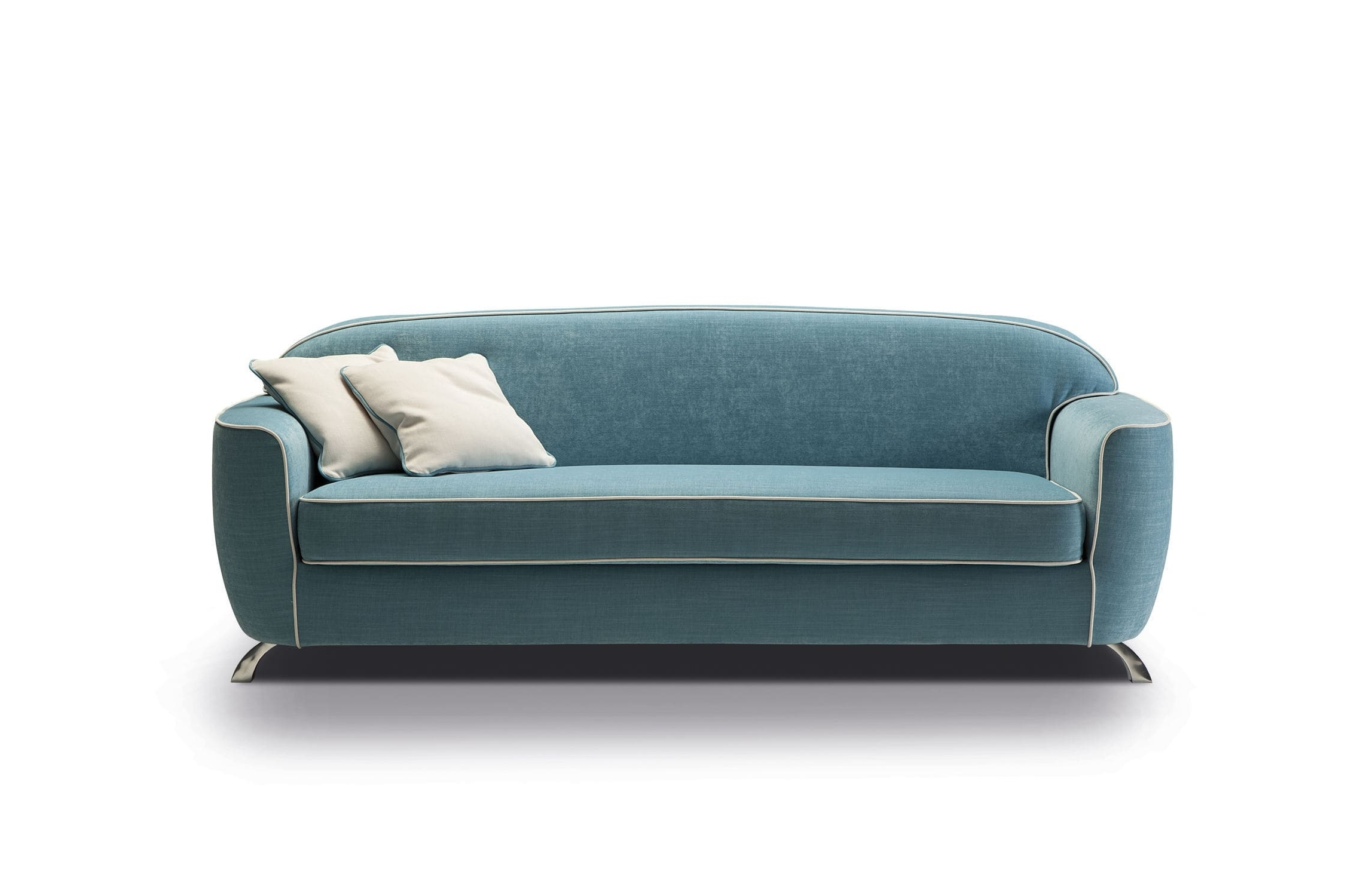 Sofa Bed / Contemporary / Fabric / With Washable Removable Cover Inside Trendy Sofas With Washable Covers (View 4 of 15)