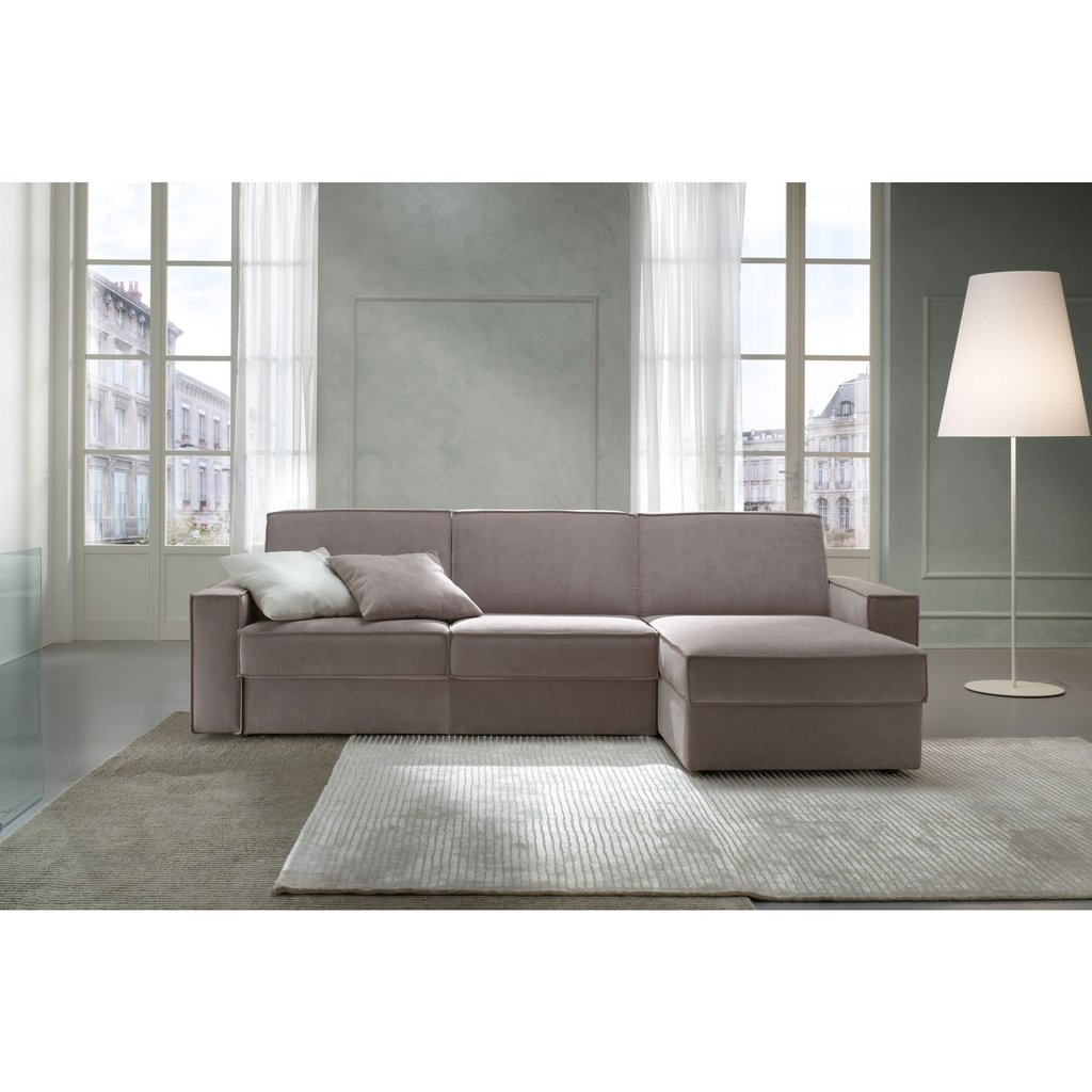Sofa Beds With Chaise Lounge Intended For Widely Used Convertible Sofa Bed With Chaise – Loccie Better Homes Gardens Ideas (View 13 of 15)