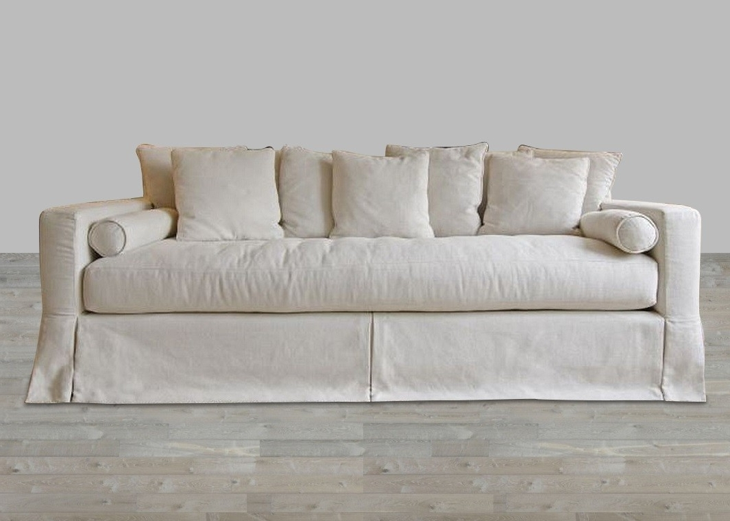 Sofa: Breathtaking Deep Sectional Sofa Extra Deep Leather With Most Popular Deep Cushion Sofas (View 14 of 15)
