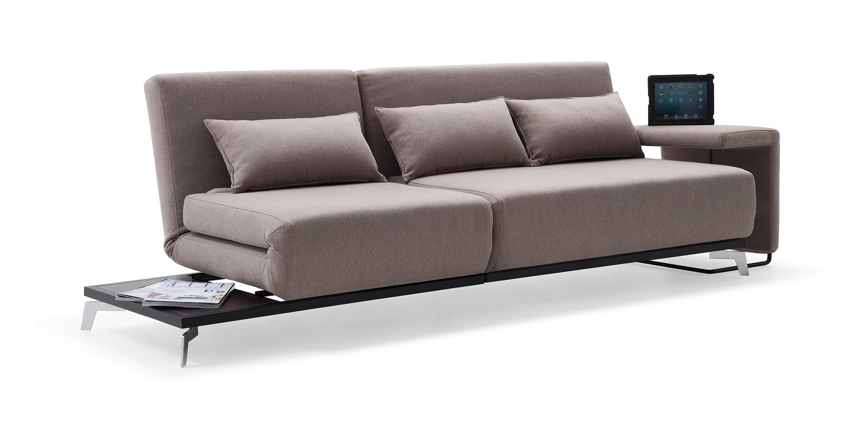 Sofa Chaise Convertible Beds For Trendy Cado Modern Furniture Modern Sofa Bed Jh033 Modern Furniture 1  (View 9 of 15)