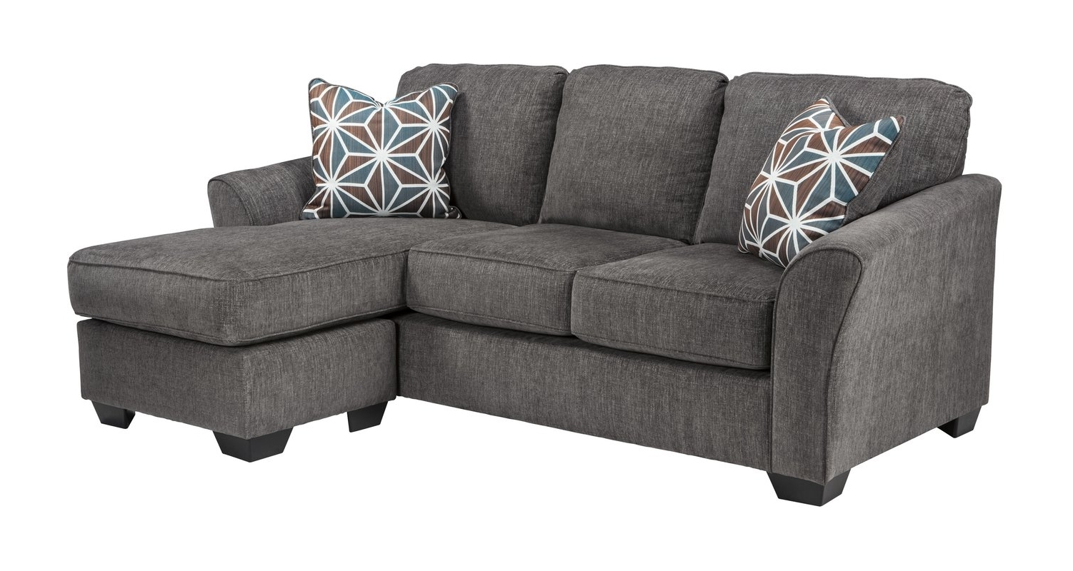 Sofa Chaise Sleepers With Regard To Well Liked Benchcraft Brise Sofa Chaise Sectional & Reviews (View 12 of 15)