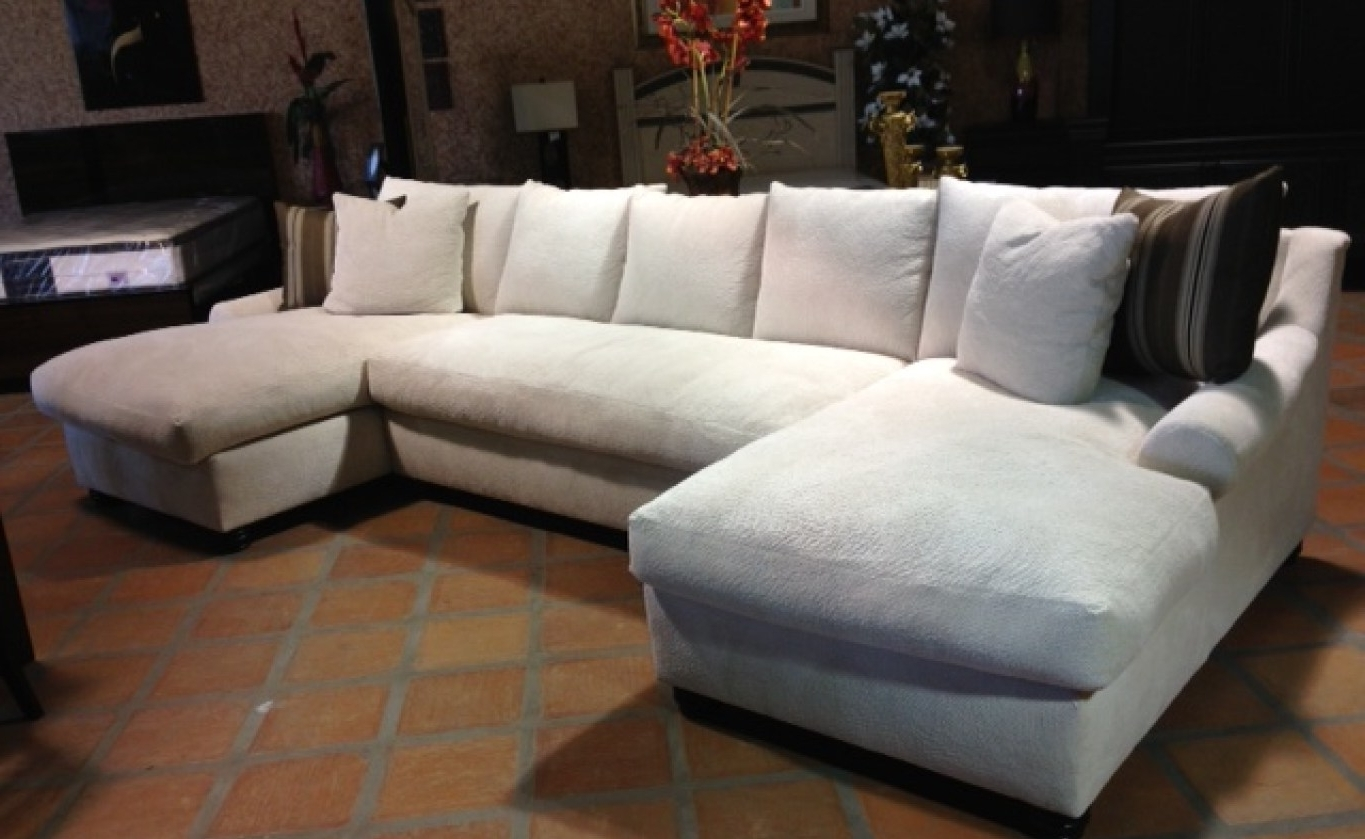 Sofa : Down Filled Deep Sofa Overstuffed Down Filled Sofa Down With Regard To 2017 Down Filled Sectional Sofas (View 14 of 15)