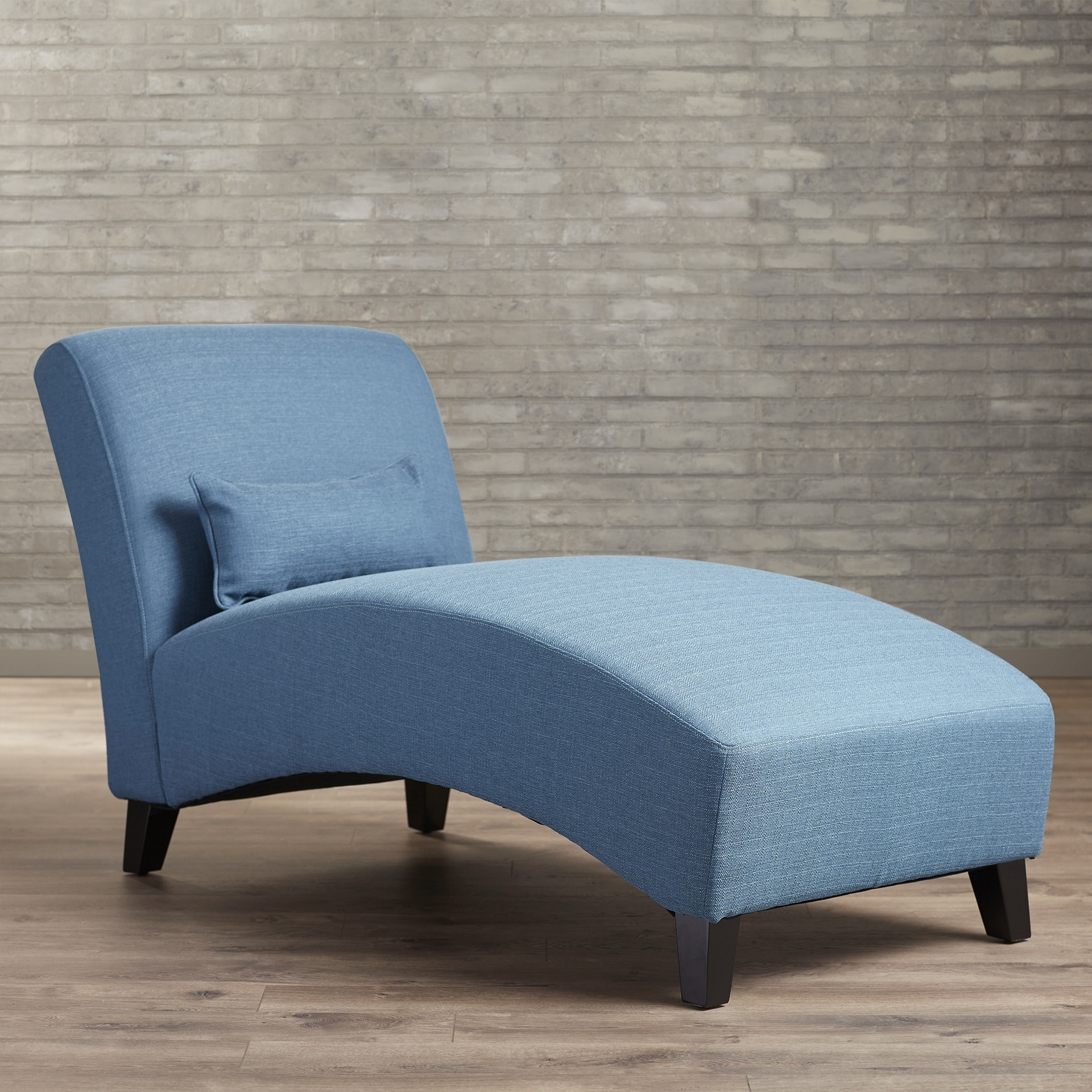 Sofa. Great Chaise Lounge Chairs: Blue Chaise Lounge Chairs With Pertaining To Most Current Blue Chaise Lounges (Gallery 14 of 15)