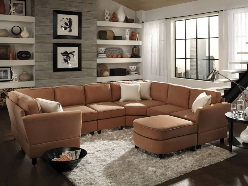 Sofa : Modular Sofas For Small Spaces Oversized Sectionals Small For Most Recently Released Sectional Sofas For Small Rooms (View 6 of 15)