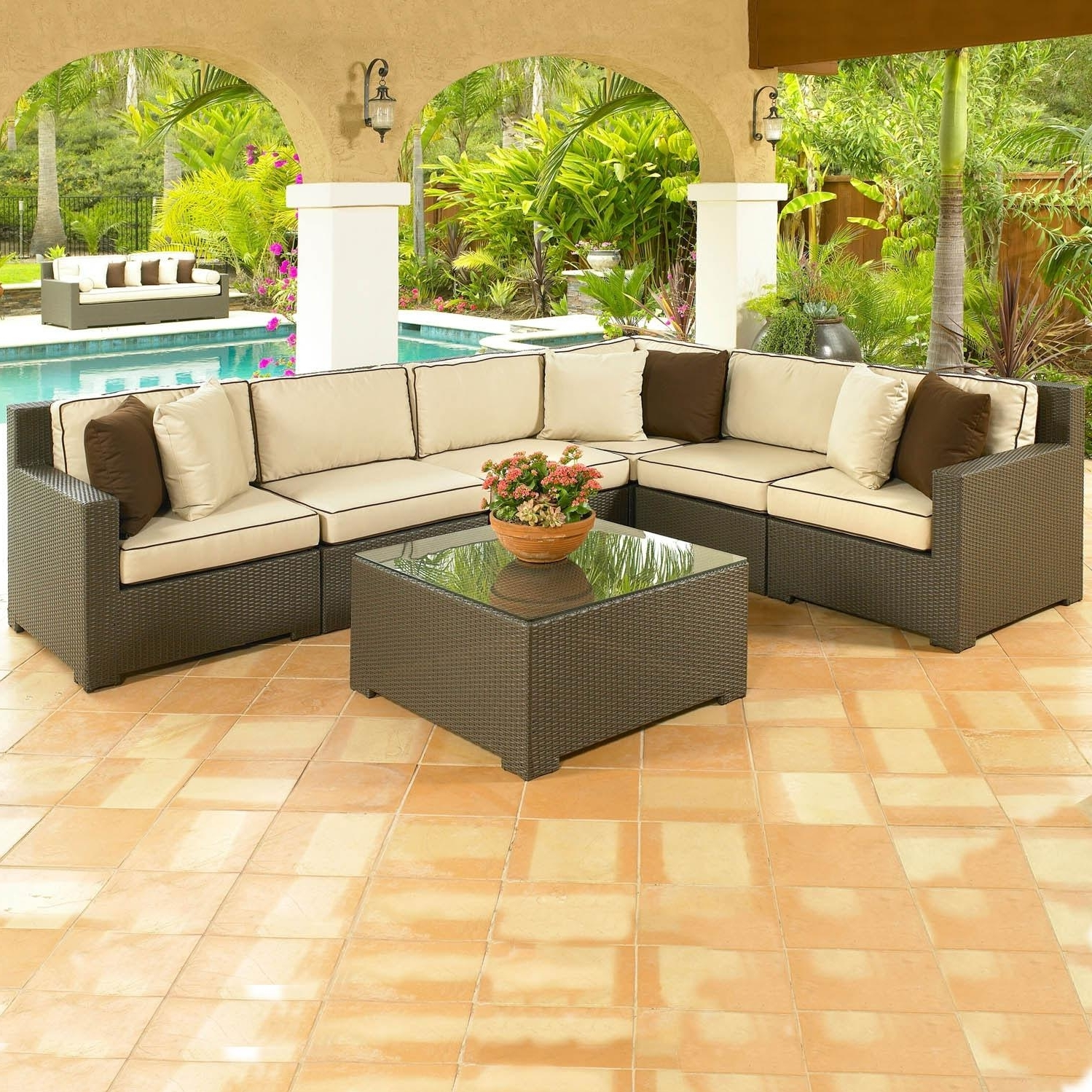 Sofa : Outdoor Sectional Sale Under  (View 11 of 15)