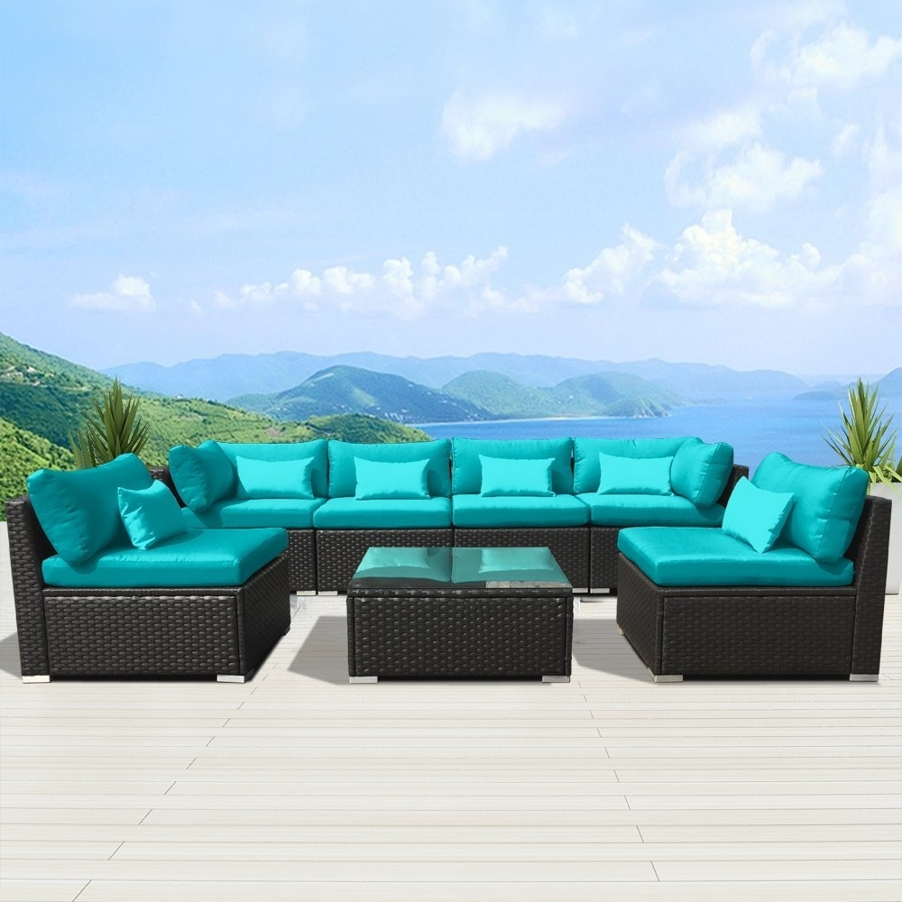 Sofa : Patio Furniture Plastic Wicker Repair Outdoor Wicker Intended For 2017 Kitchener Sectional Sofas (View 11 of 15)