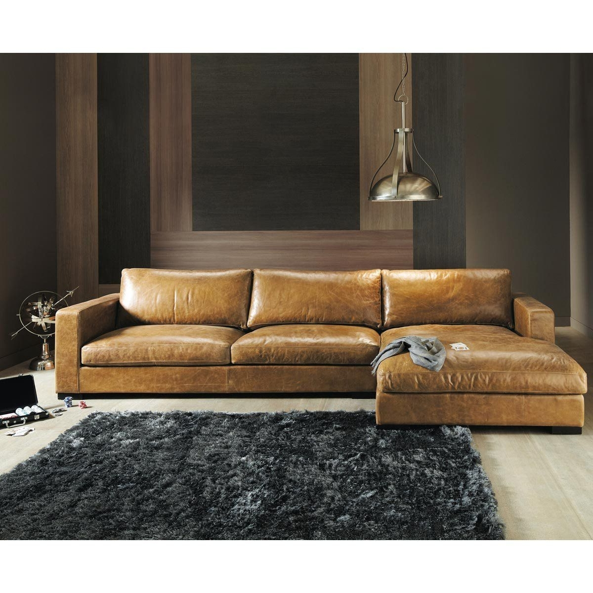 Sofa Seats, Leather In Most Current Camel Colored Sectional Sofas (View 12 of 15)