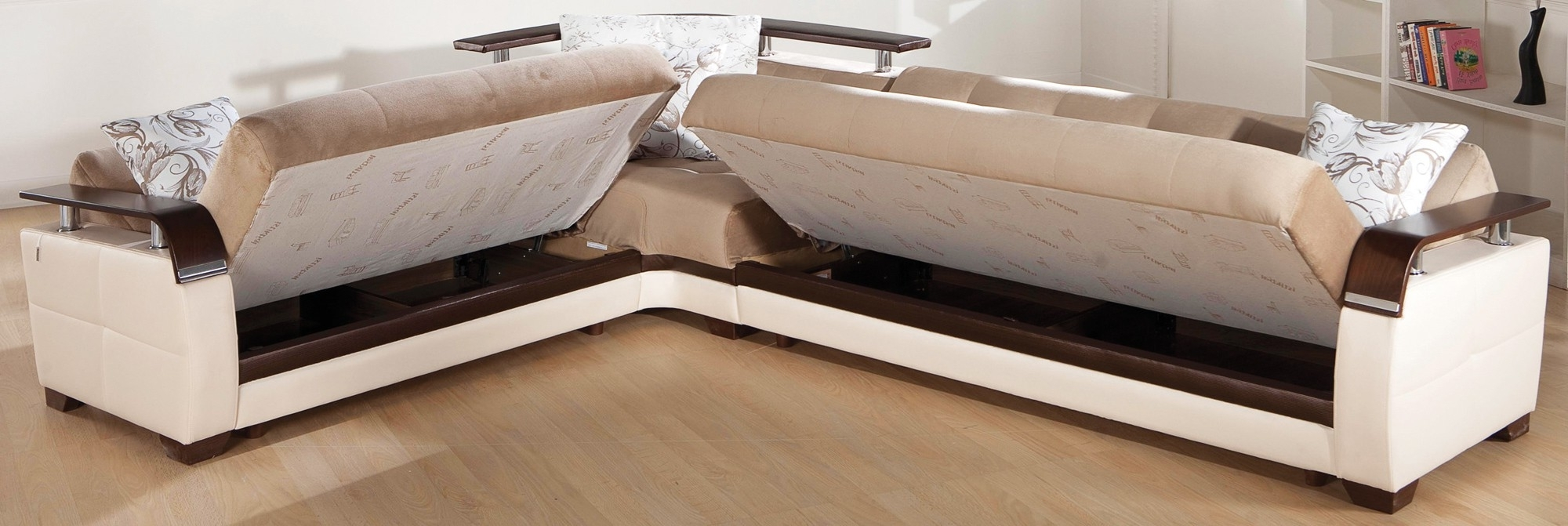 Sofa Sleeper Sectionals – Interior Design For Recent Sectional Sofas With Sleeper (View 3 of 15)