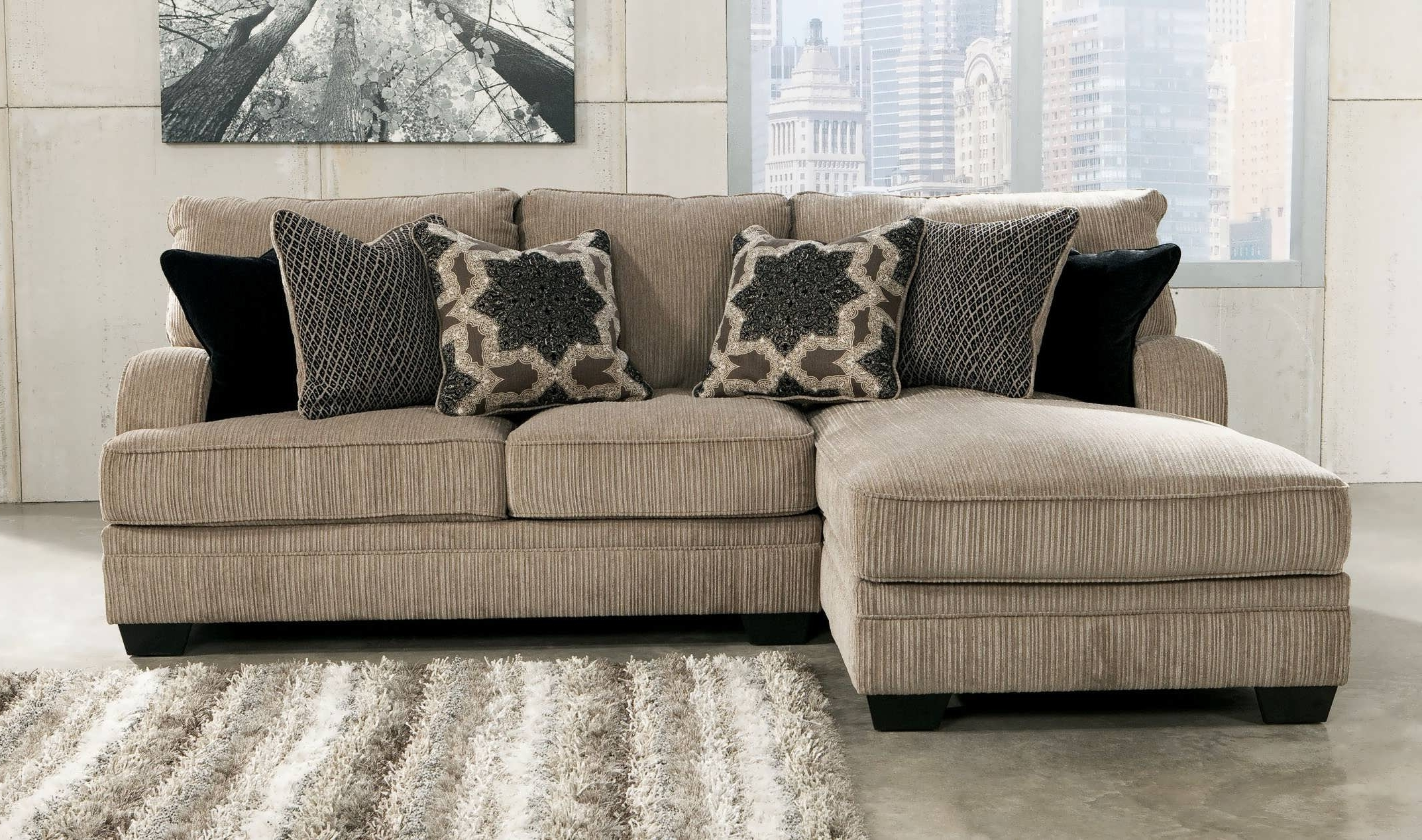 Sofa : Small Gray Sectional Best Sectional Couches Chaise Sofa For Newest Small Couches With Chaise Lounge (View 5 of 15)
