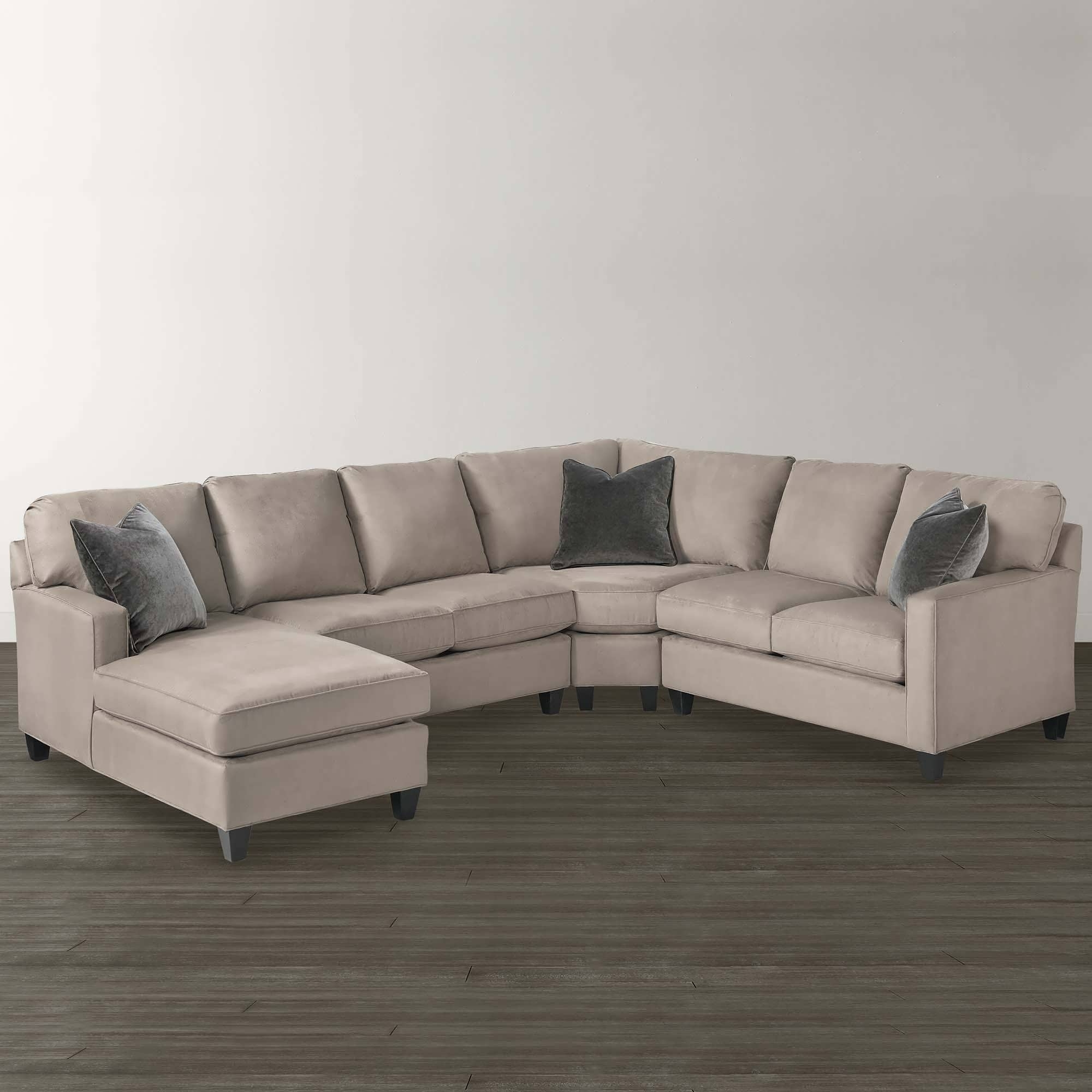 Sofa : Small Sectional Couch Small Reclining Sectional Chaise Sofa Inside Most Up To Date Leather Sectional Chaises (View 15 of 15)