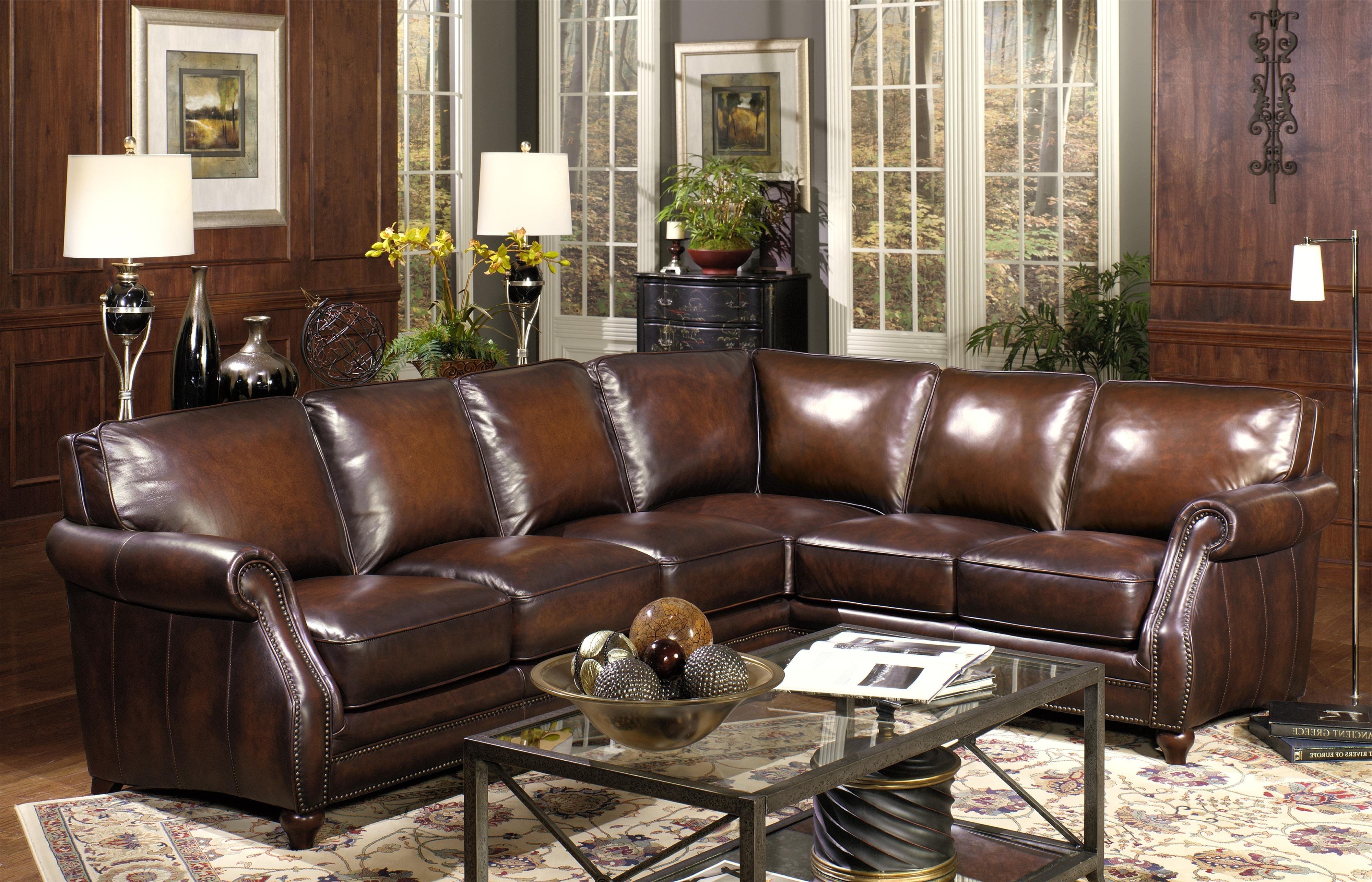 Sofa : Small Sectional Sofa Contemporary Sectional Sofas Best Within Preferred Quality Sectional Sofas (View 7 of 15)