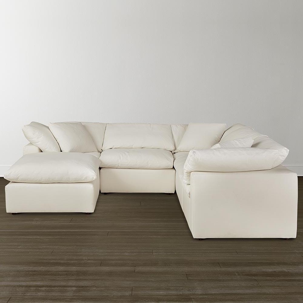 Sofa : Sofa Arrangements Small U Shaped Sectionals Small Sectional inside Well-known Small U Shaped Sectional Sofas