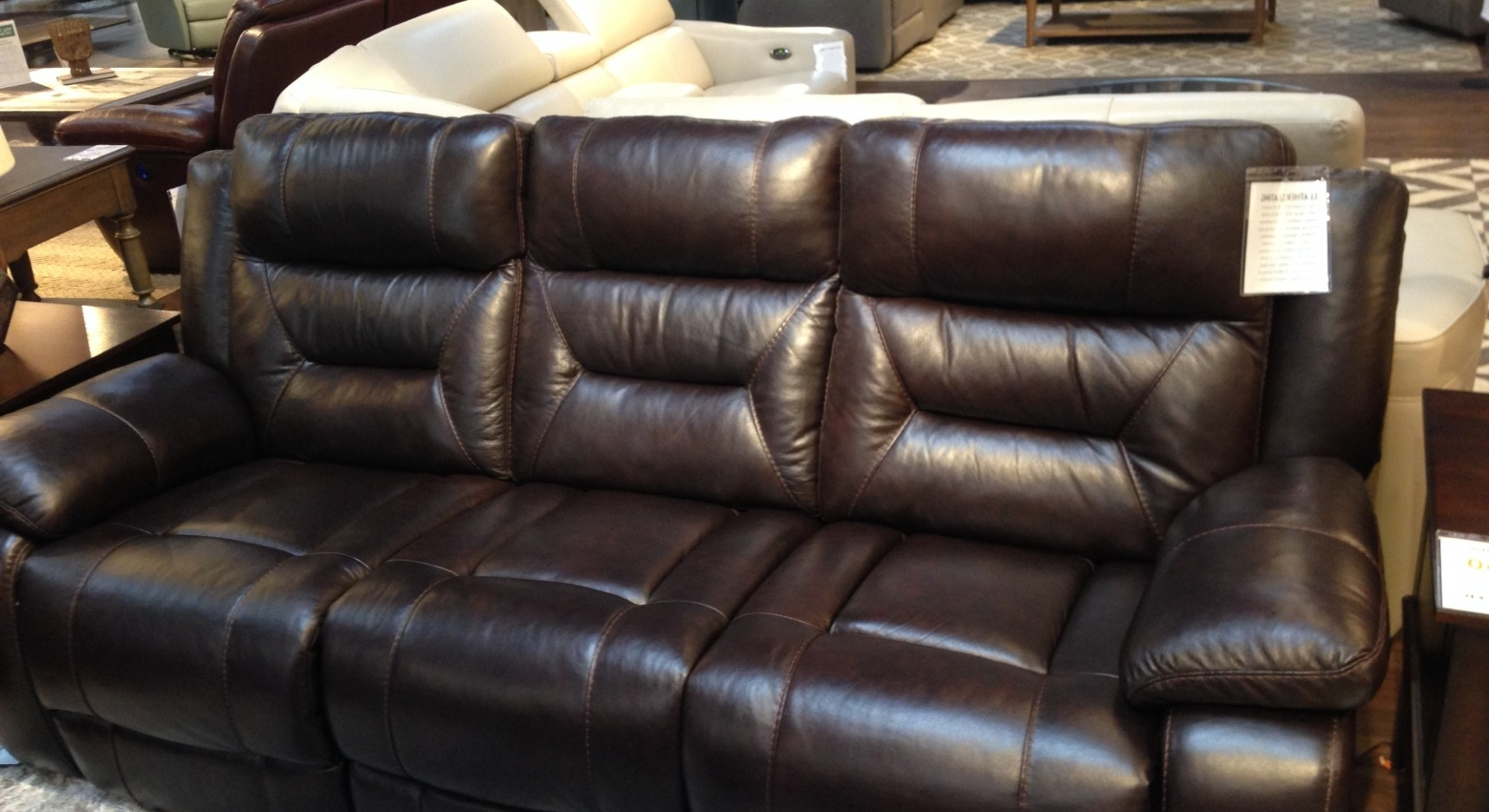 Sofa : Sofas Center : Costco Pulaski Leather Reclining Sofa For Newest Berkline Sofas (View 15 of 15)