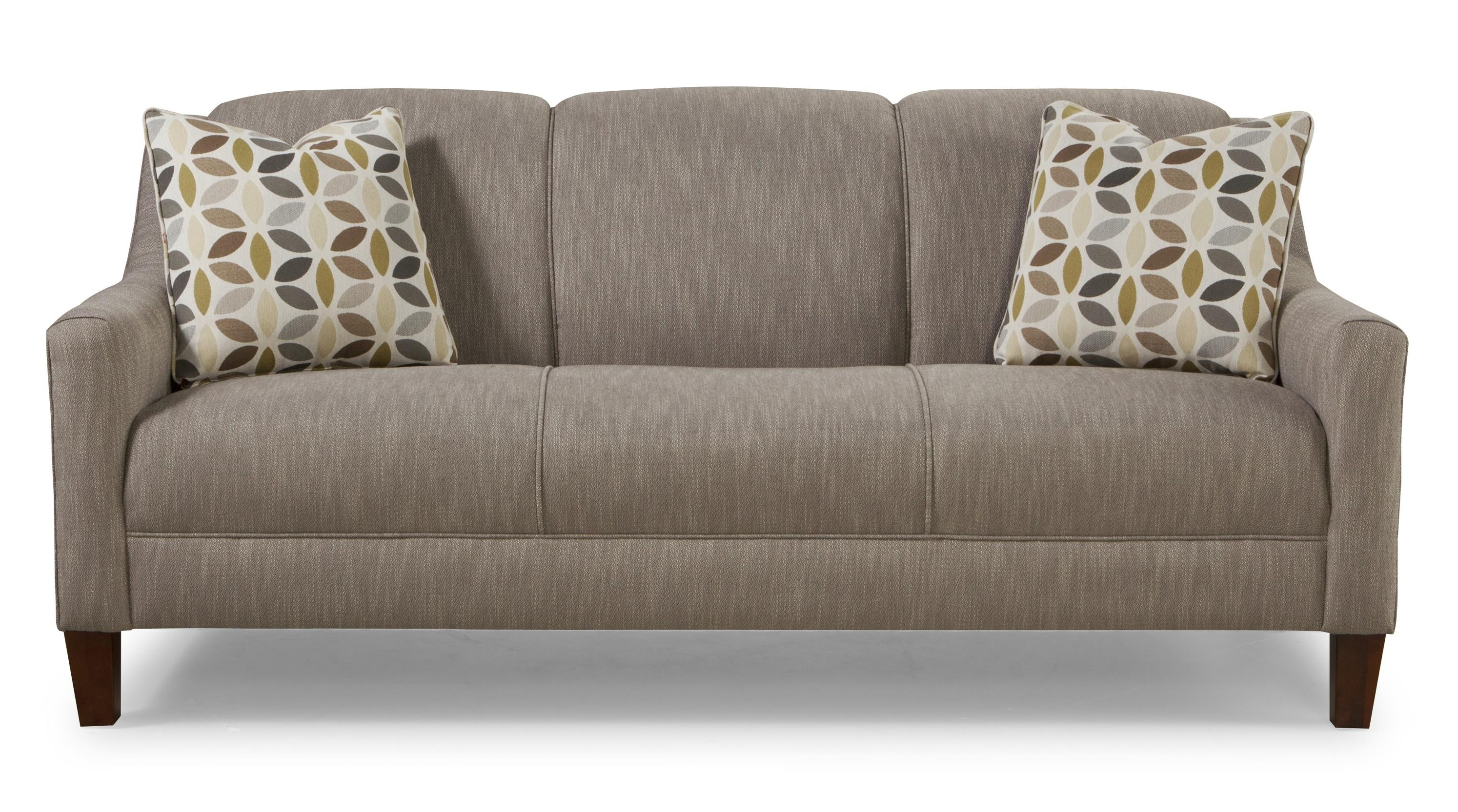Sofa: Stylish Apartment Size Sofas Small Sectionals, Sofas Under Regarding Widely Used Apartment Sofas (View 11 of 15)