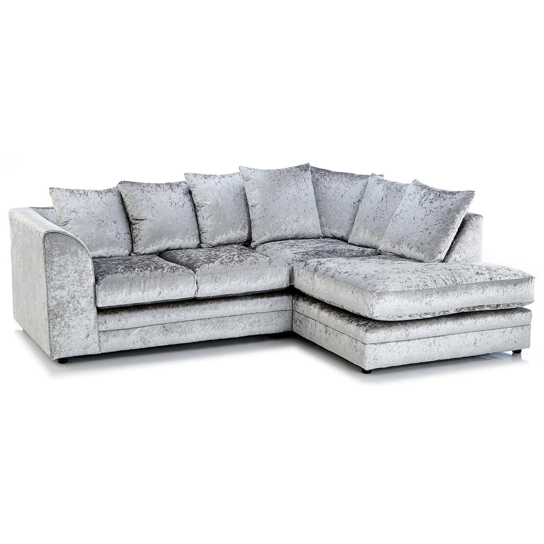 Featured Photo of Corner Sofa Chairs