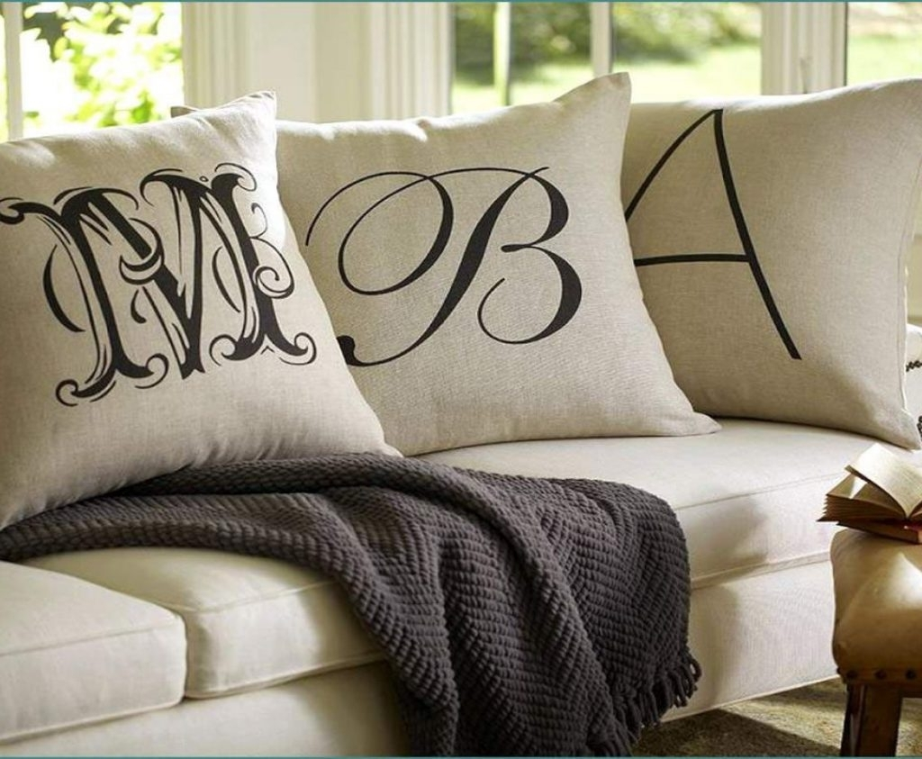 Sofas With Oversized Pillows In Well Liked Pillow ~ Sofa Oversized Pillows Great Throw Cheap Big Amazing (View 13 of 15)
