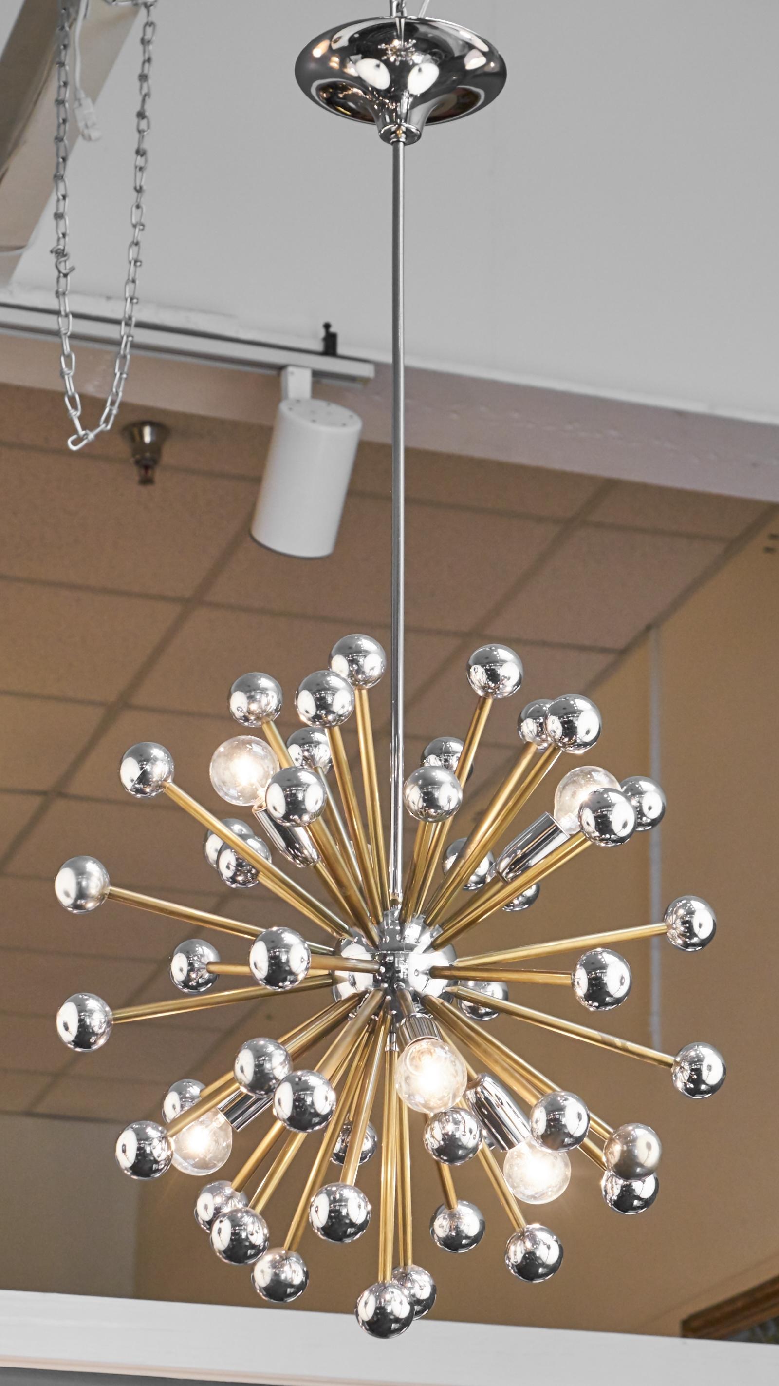 Sputnik Chandelier – Pixball Throughout Favorite Chrome Sputnik Chandeliers (View 11 of 15)