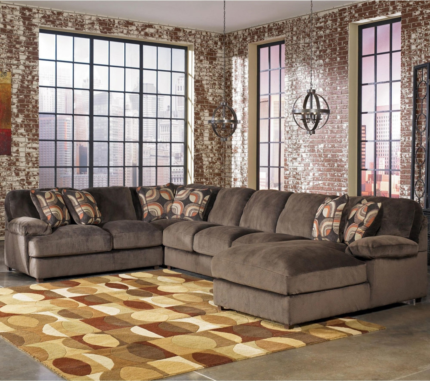 St Cloud Mn Sectional Sofas within Trendy Hom Furniture St Cloud Mn
