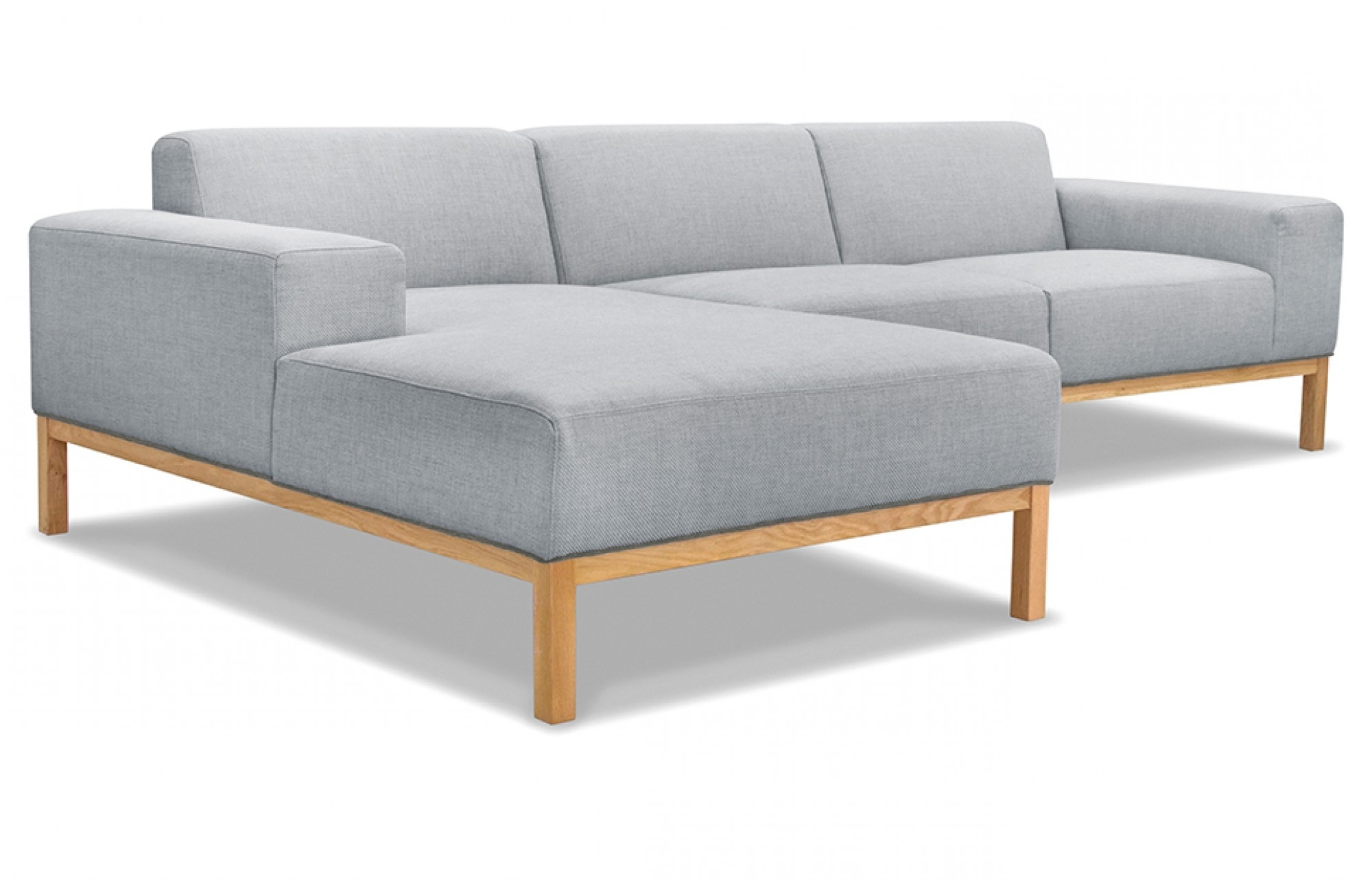 Stone Grey Corner Sofa – Lounge Furniture – Out & Out Intended For Well Known Modular Corner Sofas (View 15 of 15)