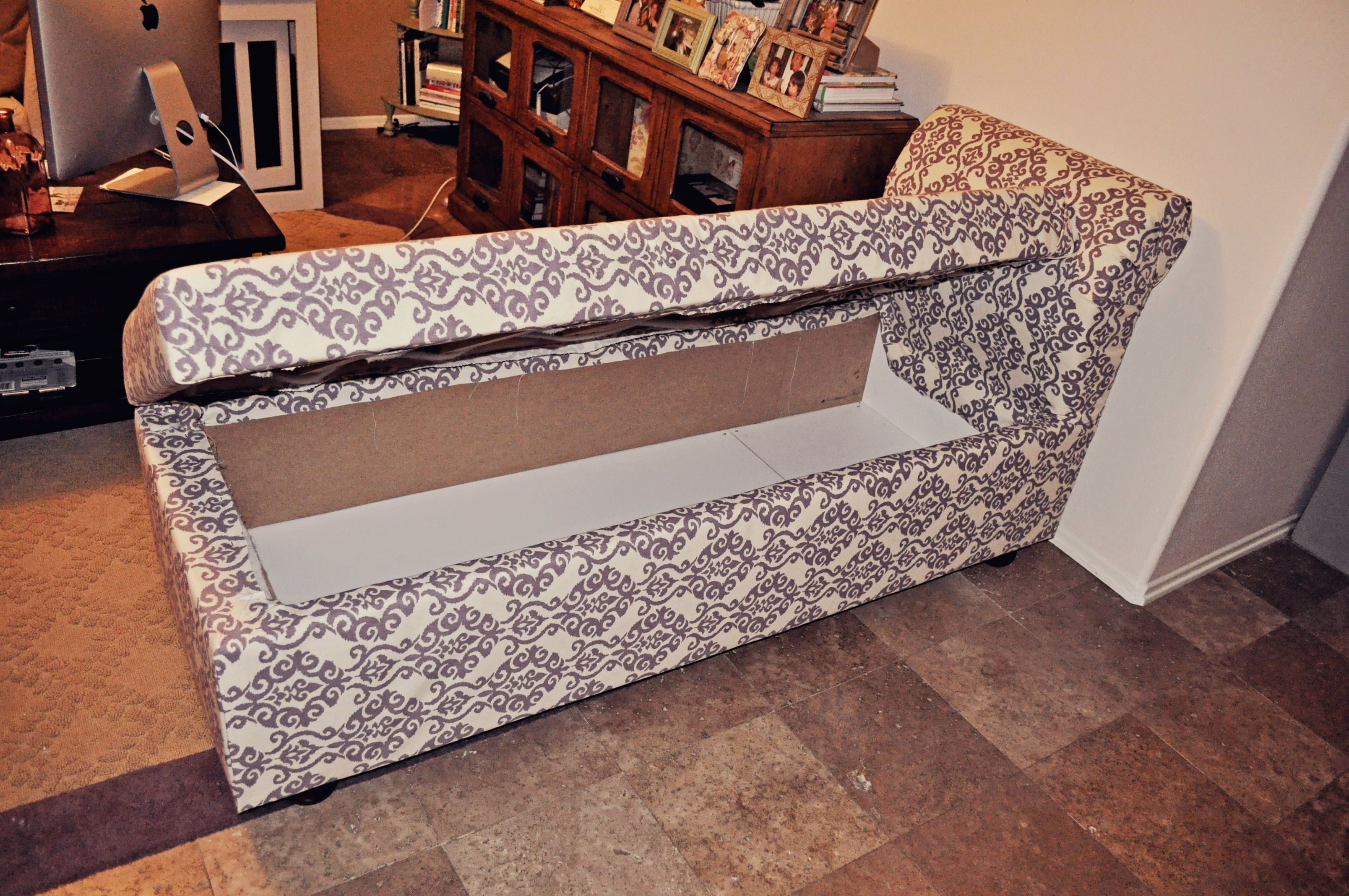 Storage Chaise Lounge – Diy Projects Inside Most Current Chaise Lounges With Storage (View 7 of 15)