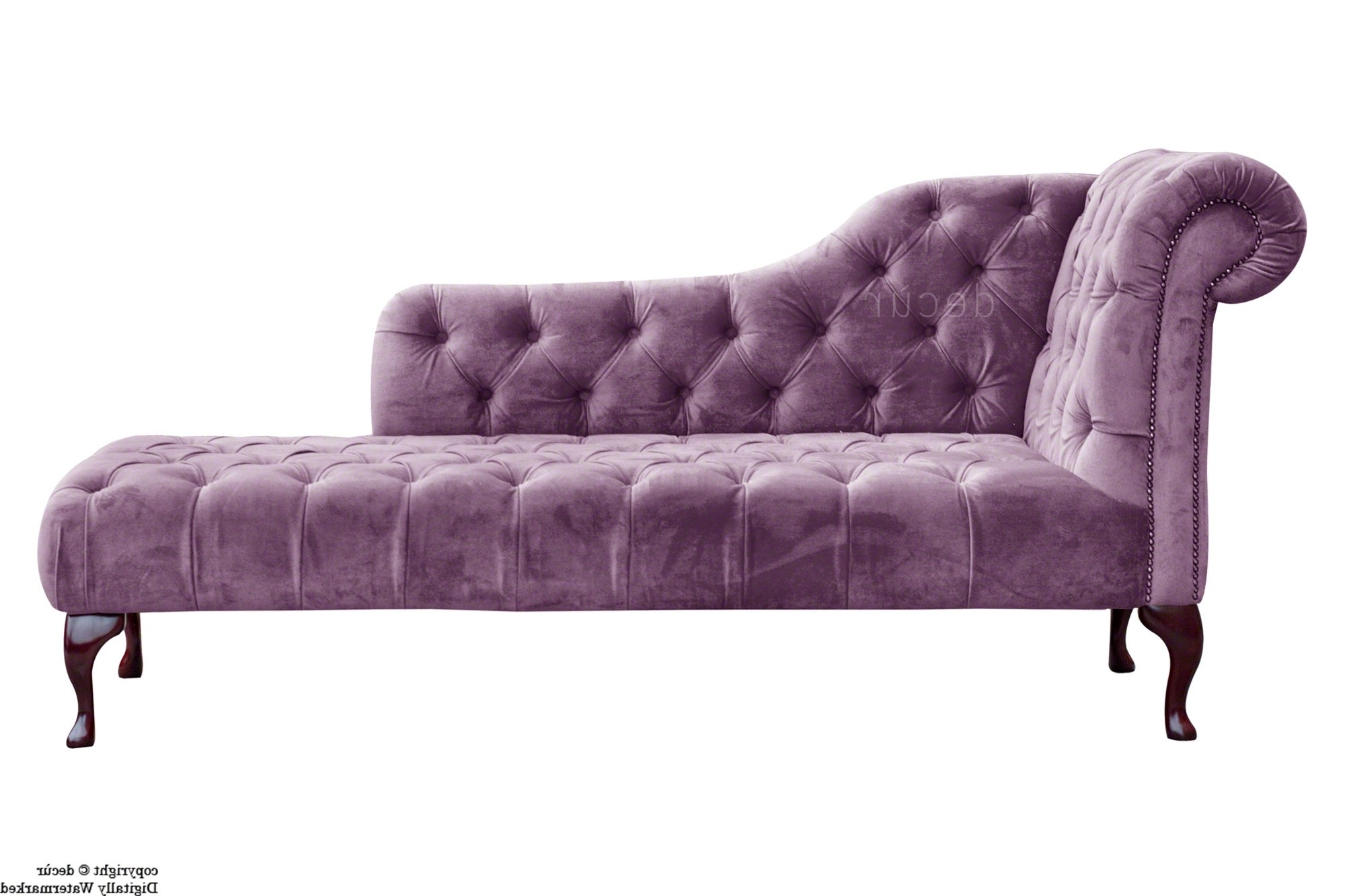Stunning Purple Chaise Longue Ideas – Joshkrajcik – Joshkrajcik Inside Famous Velvet Chaise Lounges (View 8 of 15)