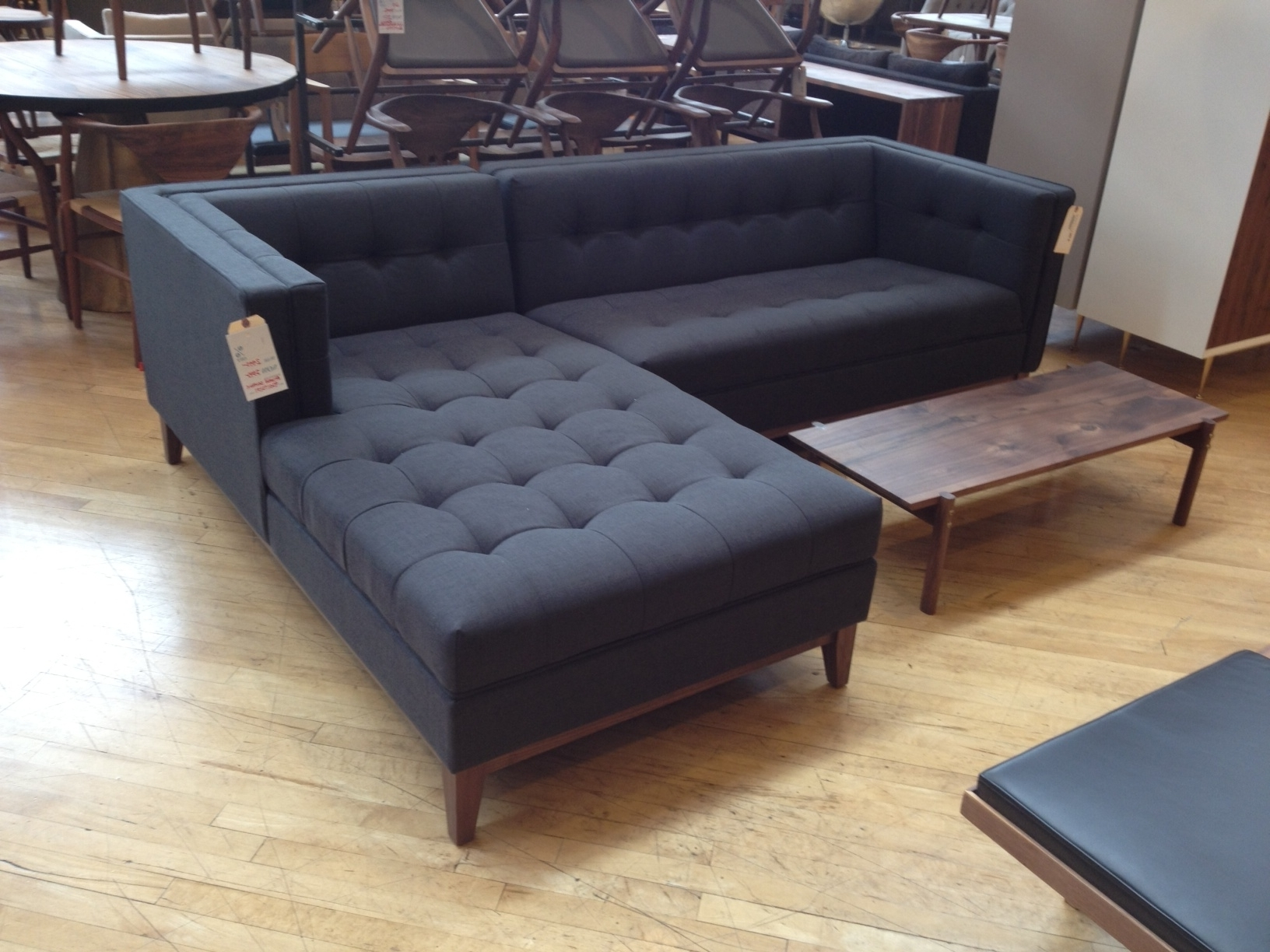 Featured Photo of Room And Board Sectional Sofas
