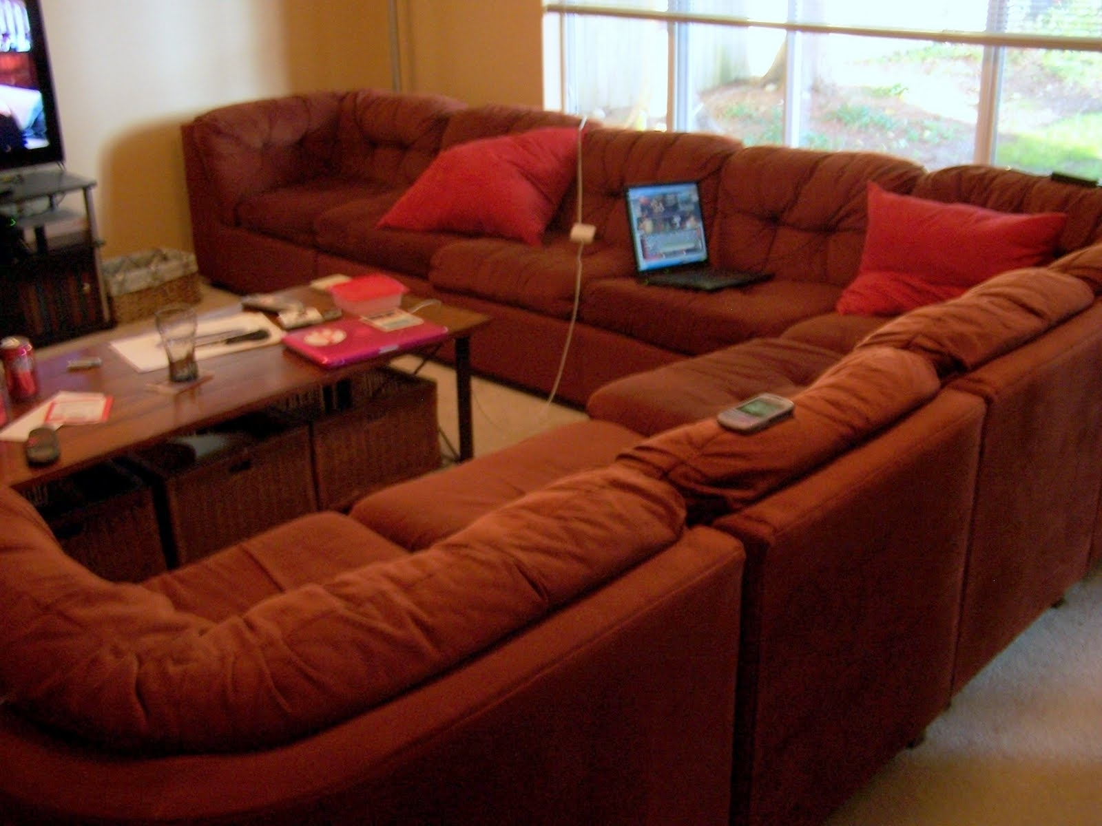 Stylish Sectional Sofas On Craigslist – Mediasupload Regarding Most Up To Date Sectional Sofas At Craigslist (View 9 of 15)