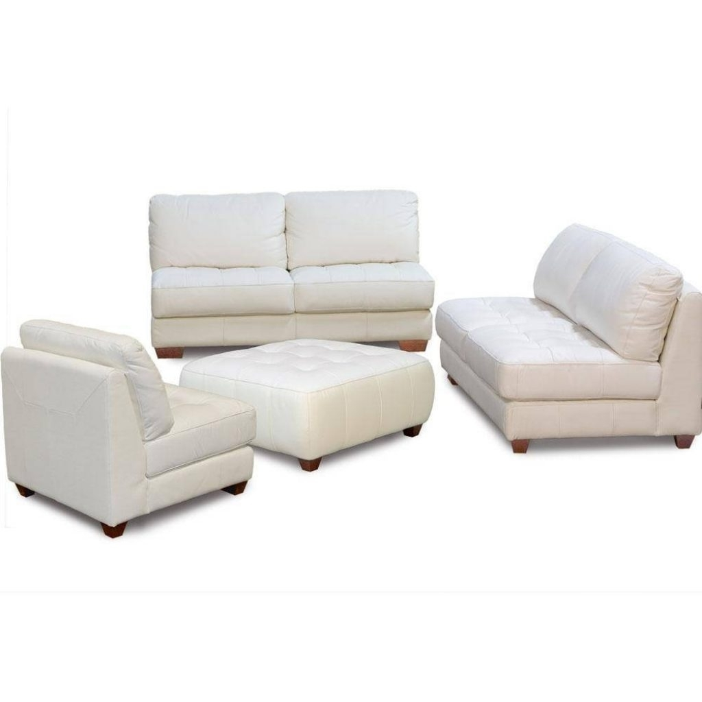Stylish Small Armless Sofa – Buildsimplehome Within Famous Small Armless Sofas (View 14 of 15)