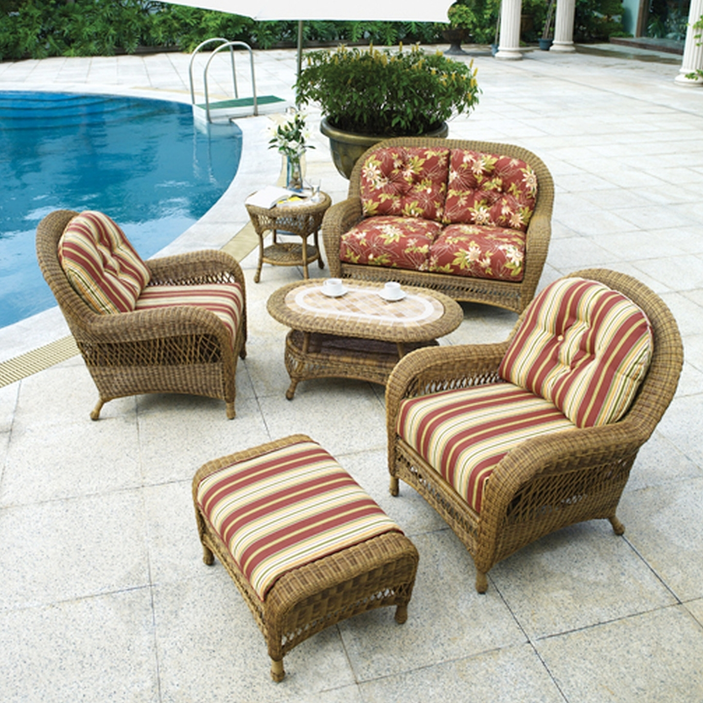 Sunbrella Outdoor Furniture Sunbrella Lounge Chairs Macys Inside Preferred Macys Outdoor Chaise Lounge Chairs (View 5 of 15)